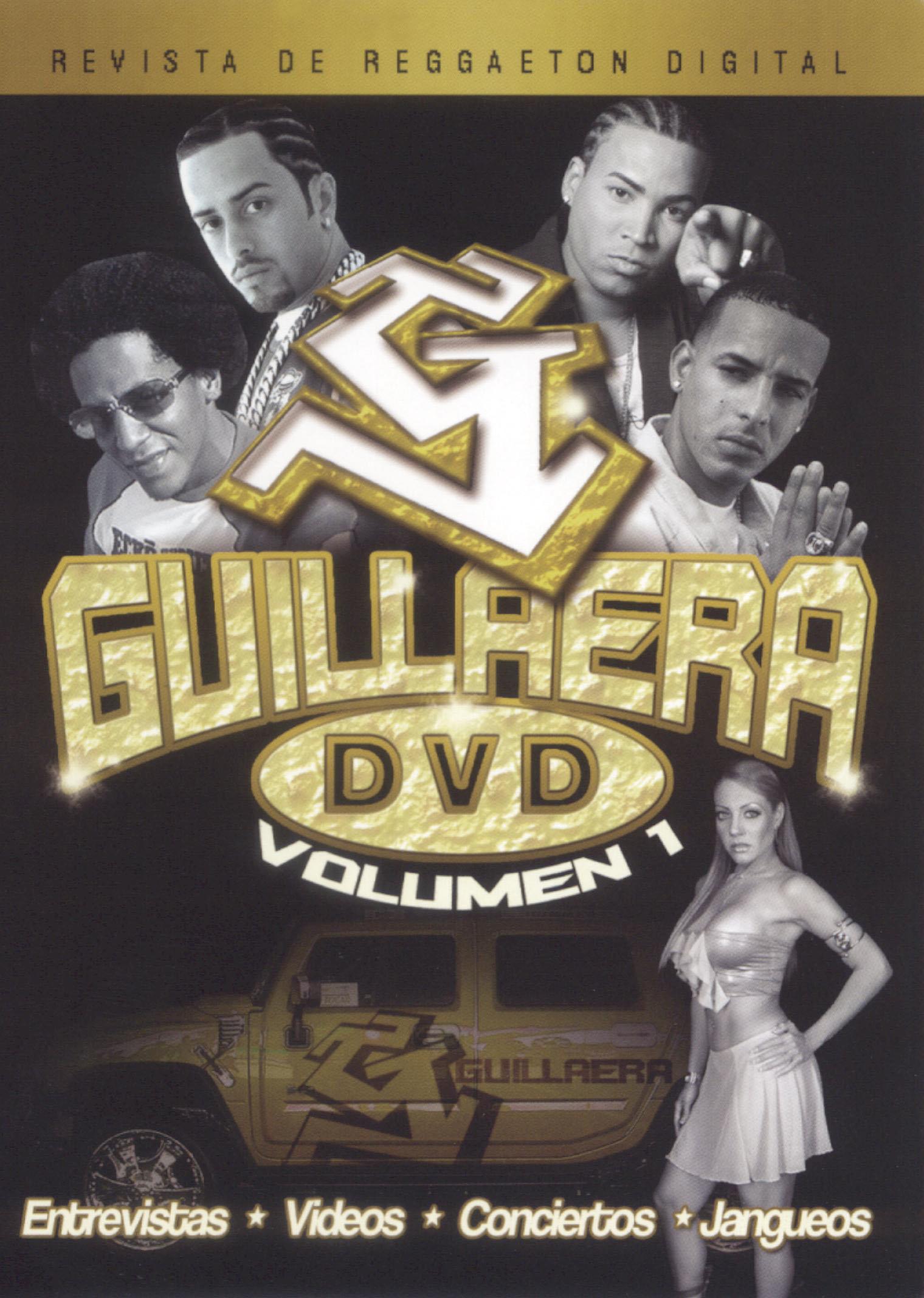 Guillaera Magazine, Vol. 1