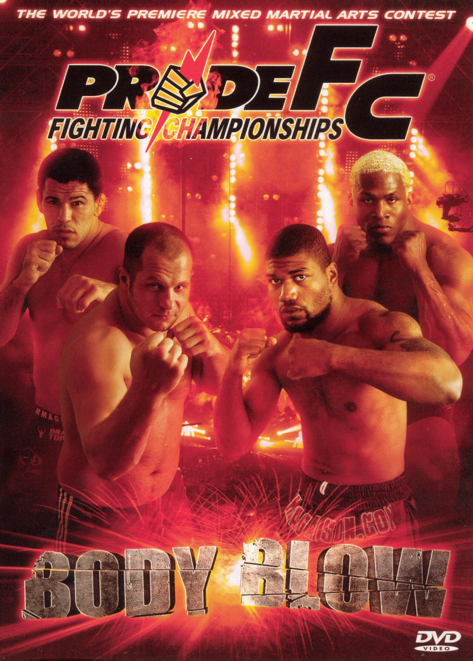 Pride Fighting Championships: Pride 25 - Body Blow