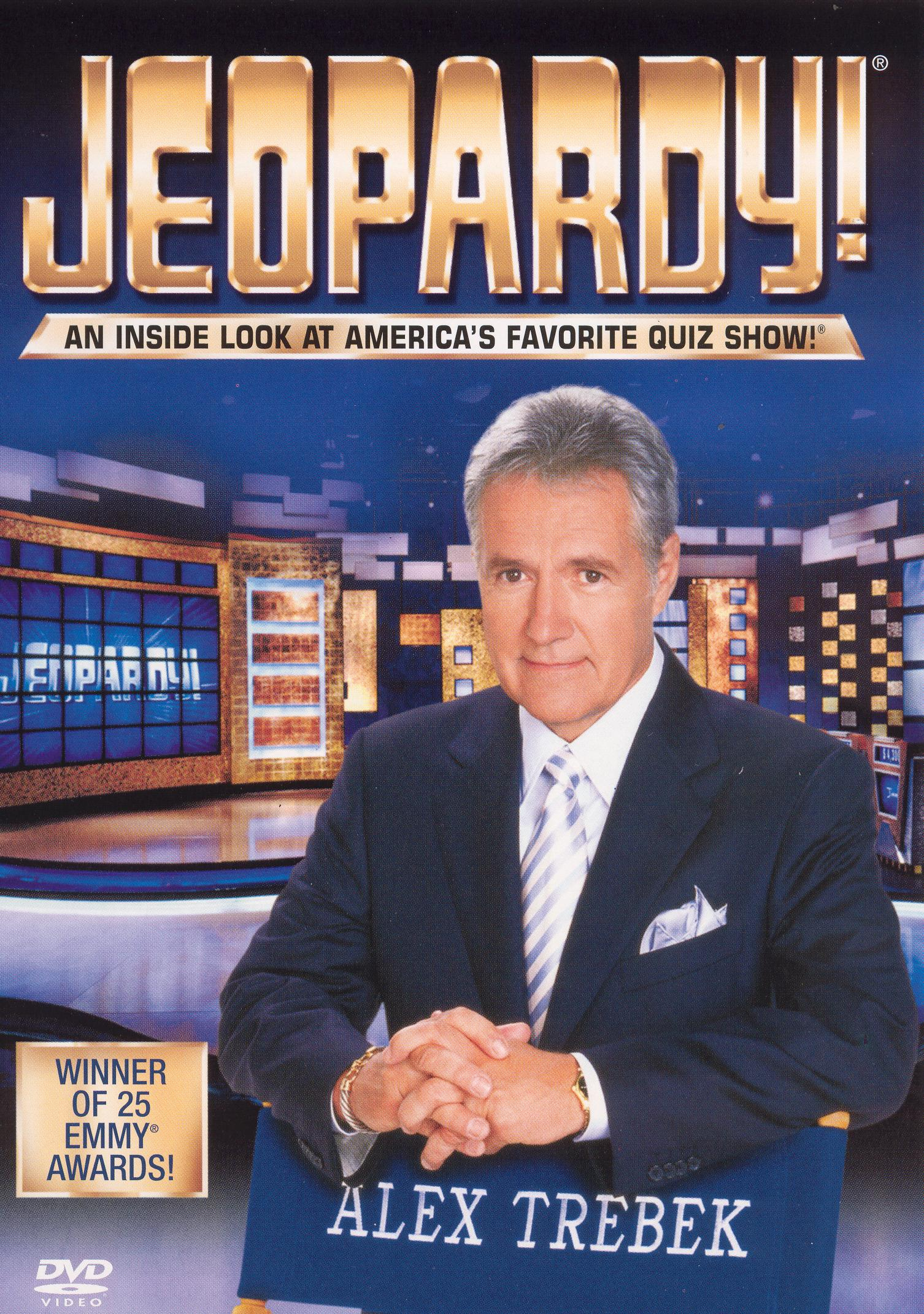 Jeopardy: An Inside Look at America's Favorite Quiz Show!