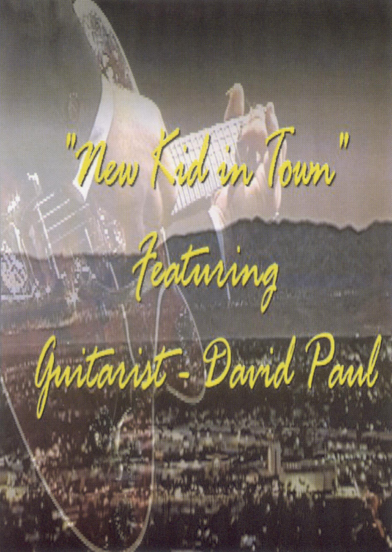 David Paul: New Kid In Town