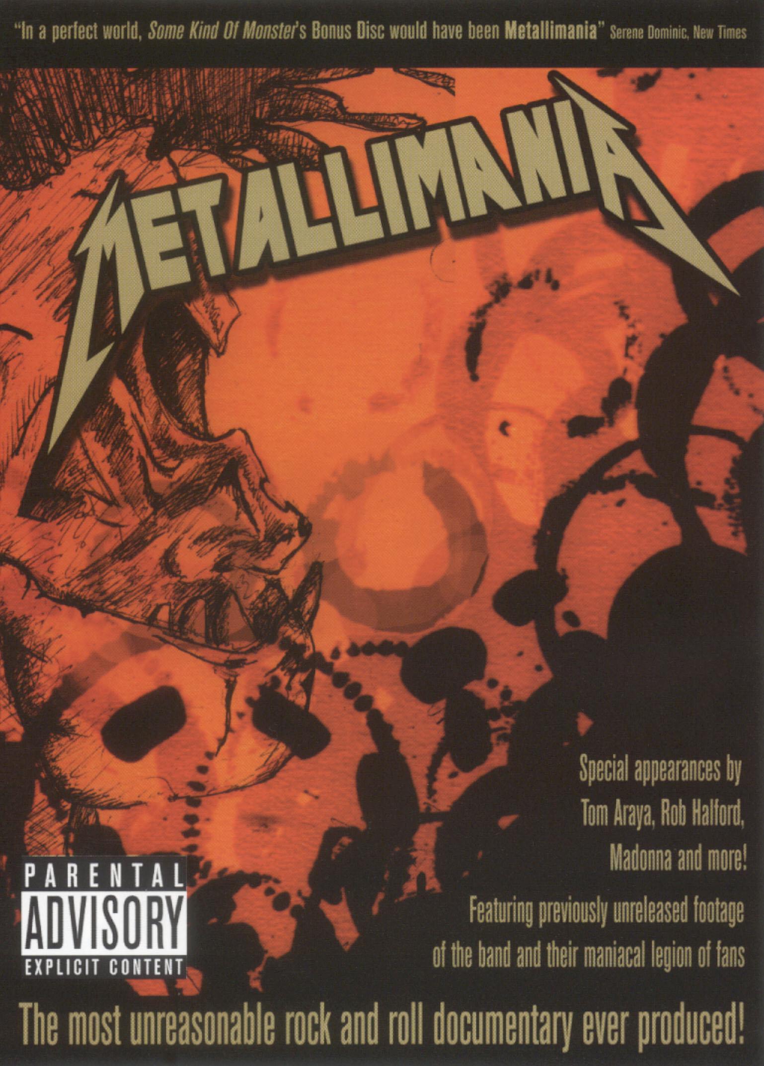Metallica: Metallimania