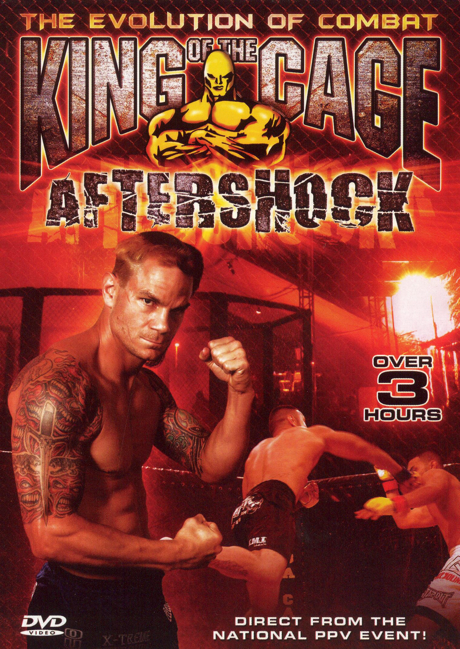 King of the Cage: Aftershock