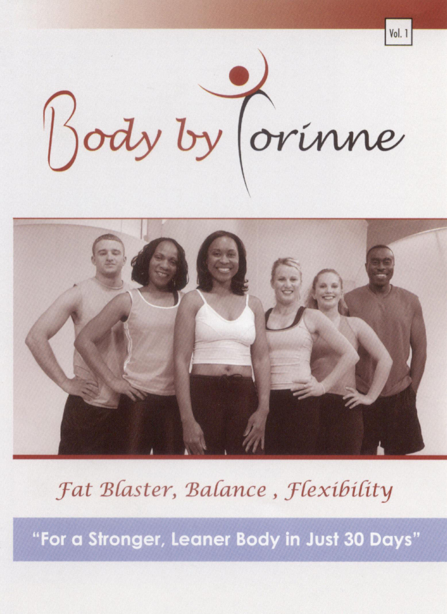 Body By Corinne, Vol. 1