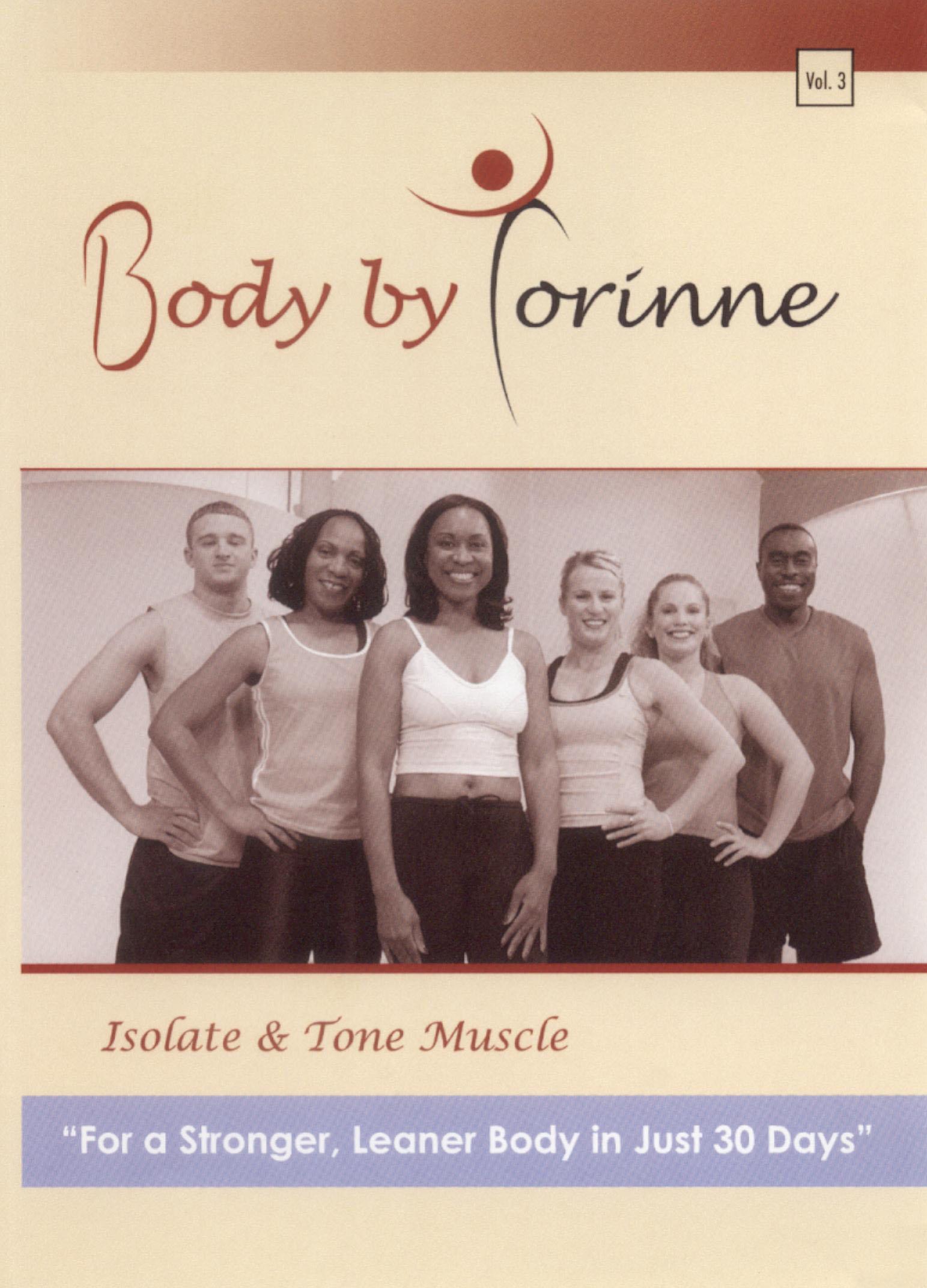 Body By Corinne, Vol. 3