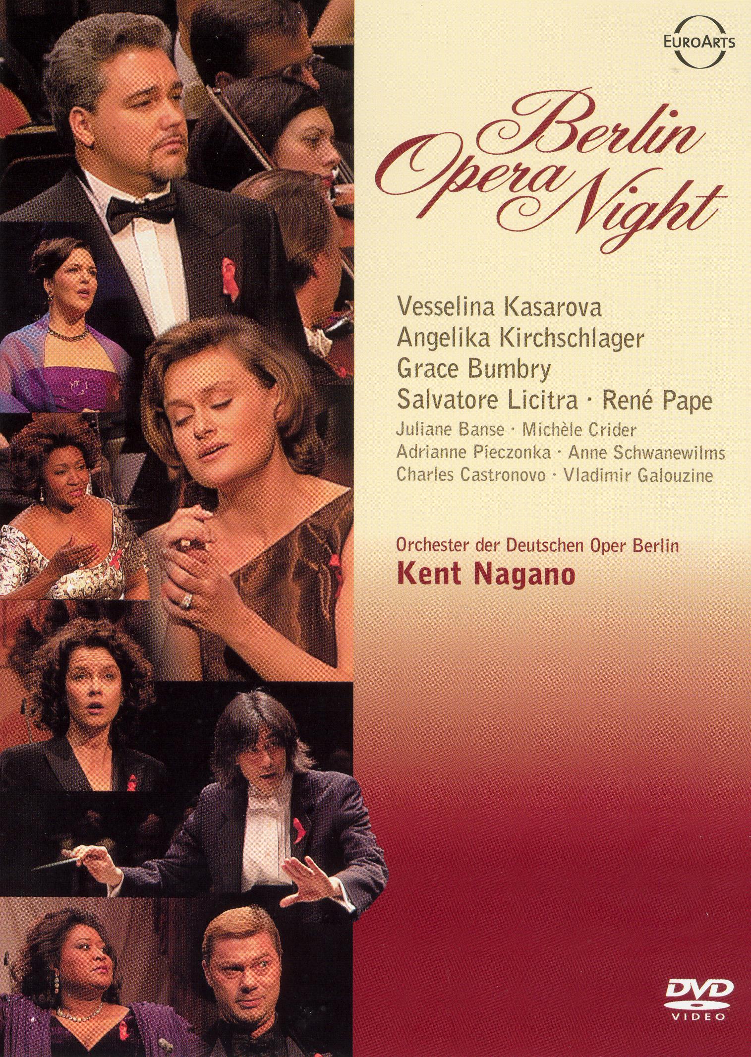 Berlin Opera Night