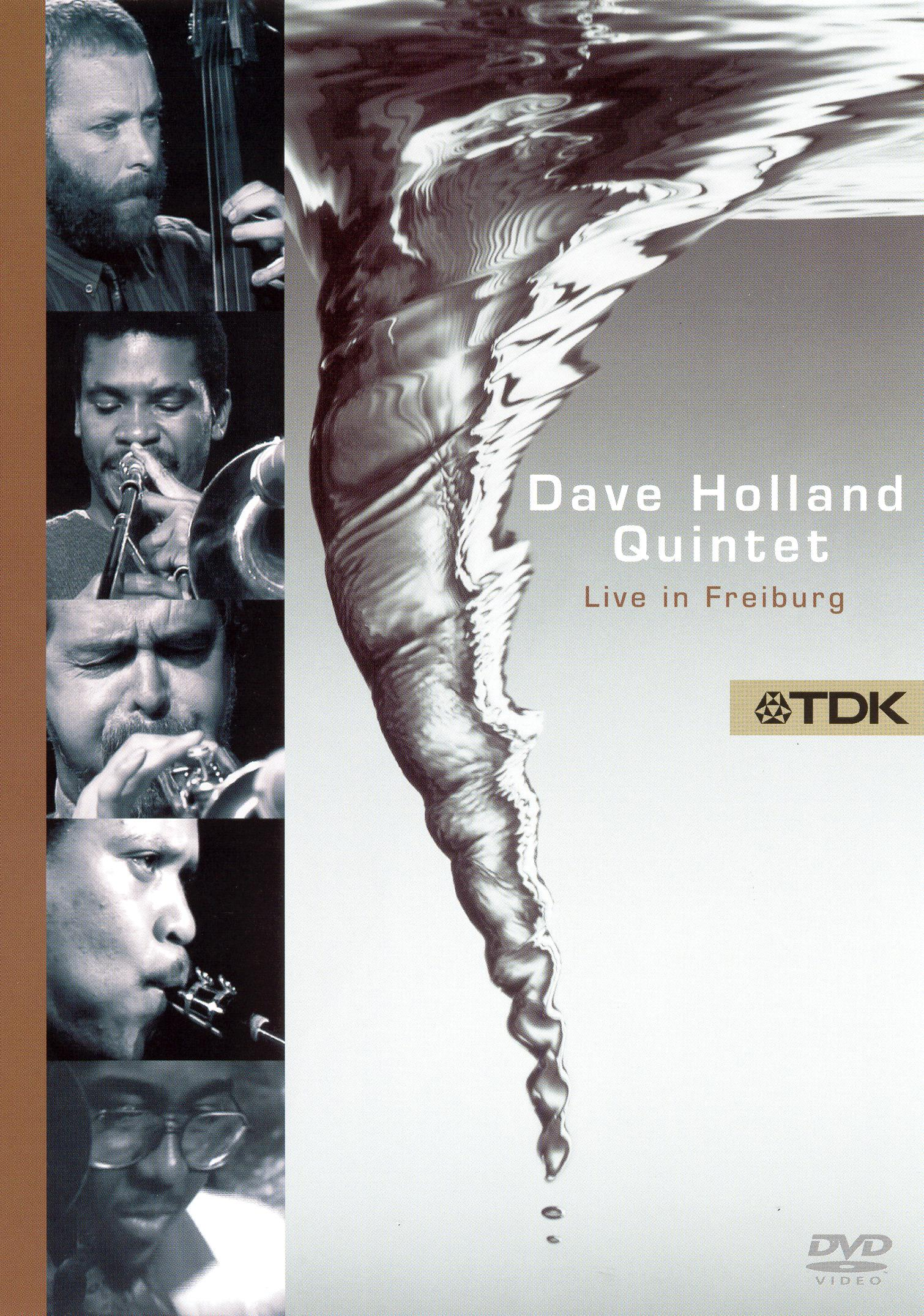 Dave Holland Quintet: Live in Freiburg