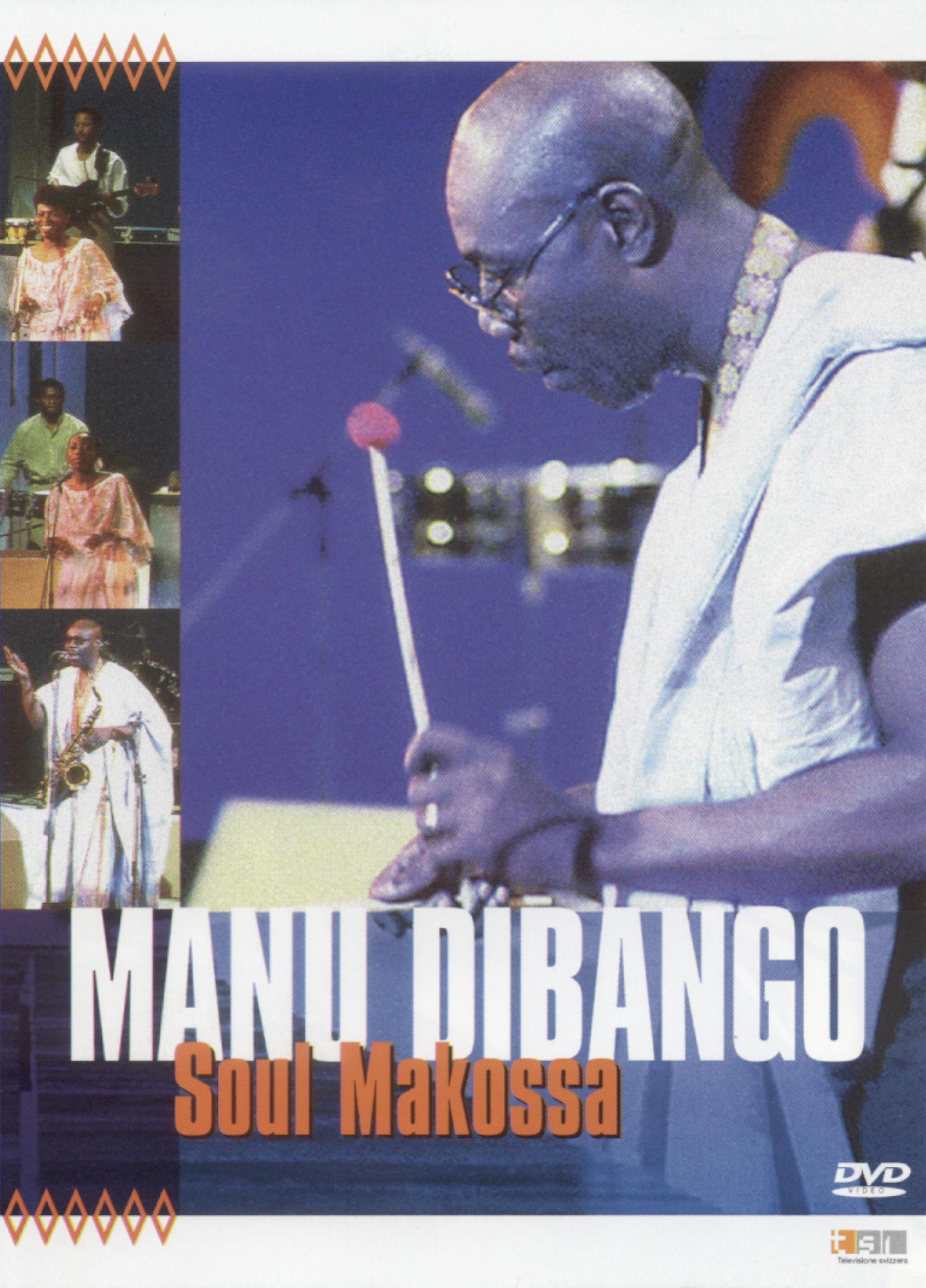 Manu Dibango: Soul Makossa