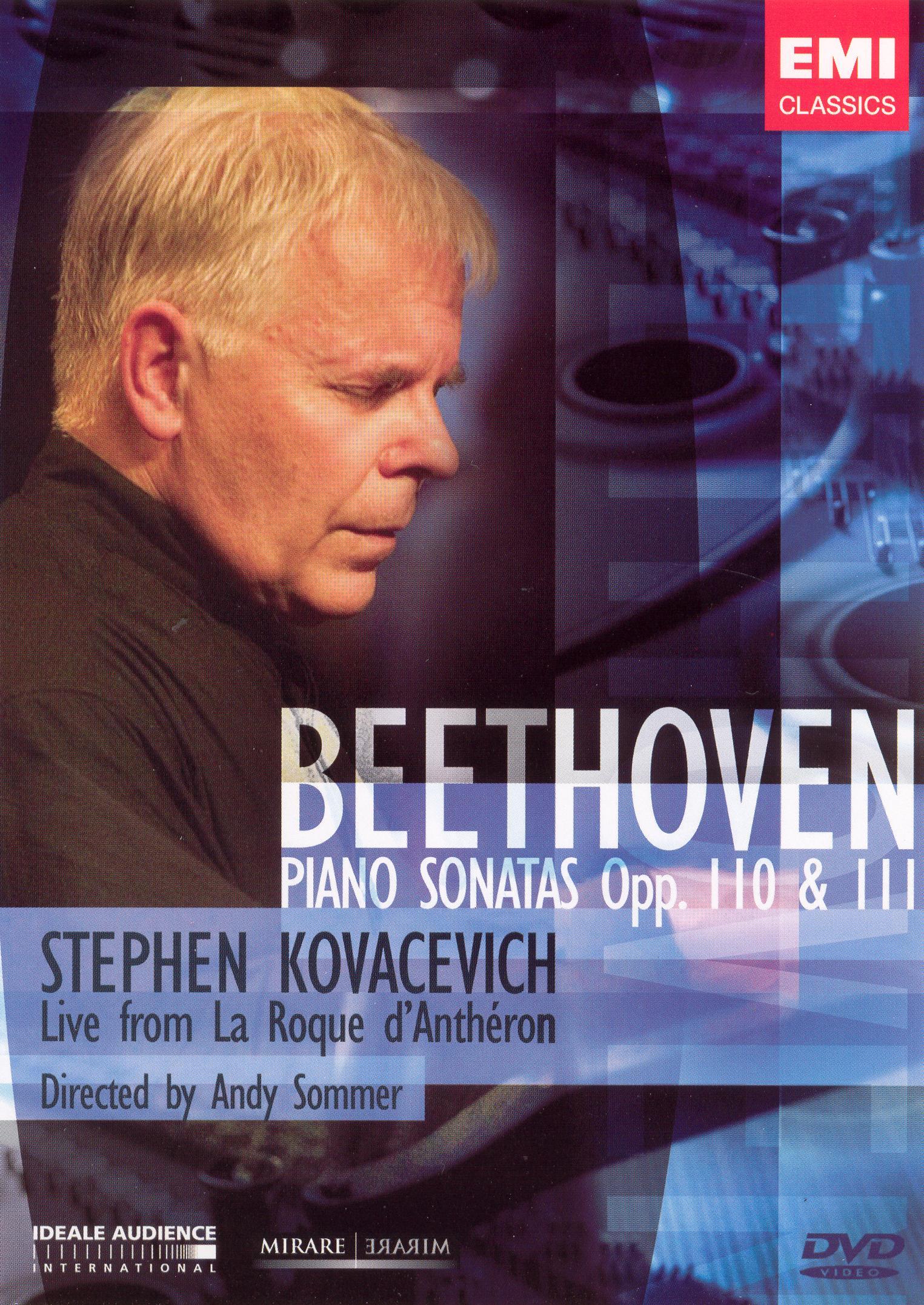 Stephen Kovacevich: Beethoven - Piano Sonatas Nos. 31 and 32