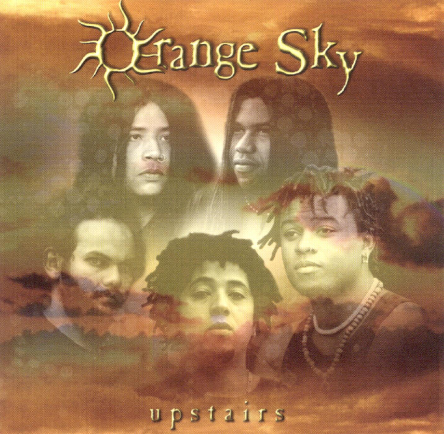 Orange Sky: Upstairs