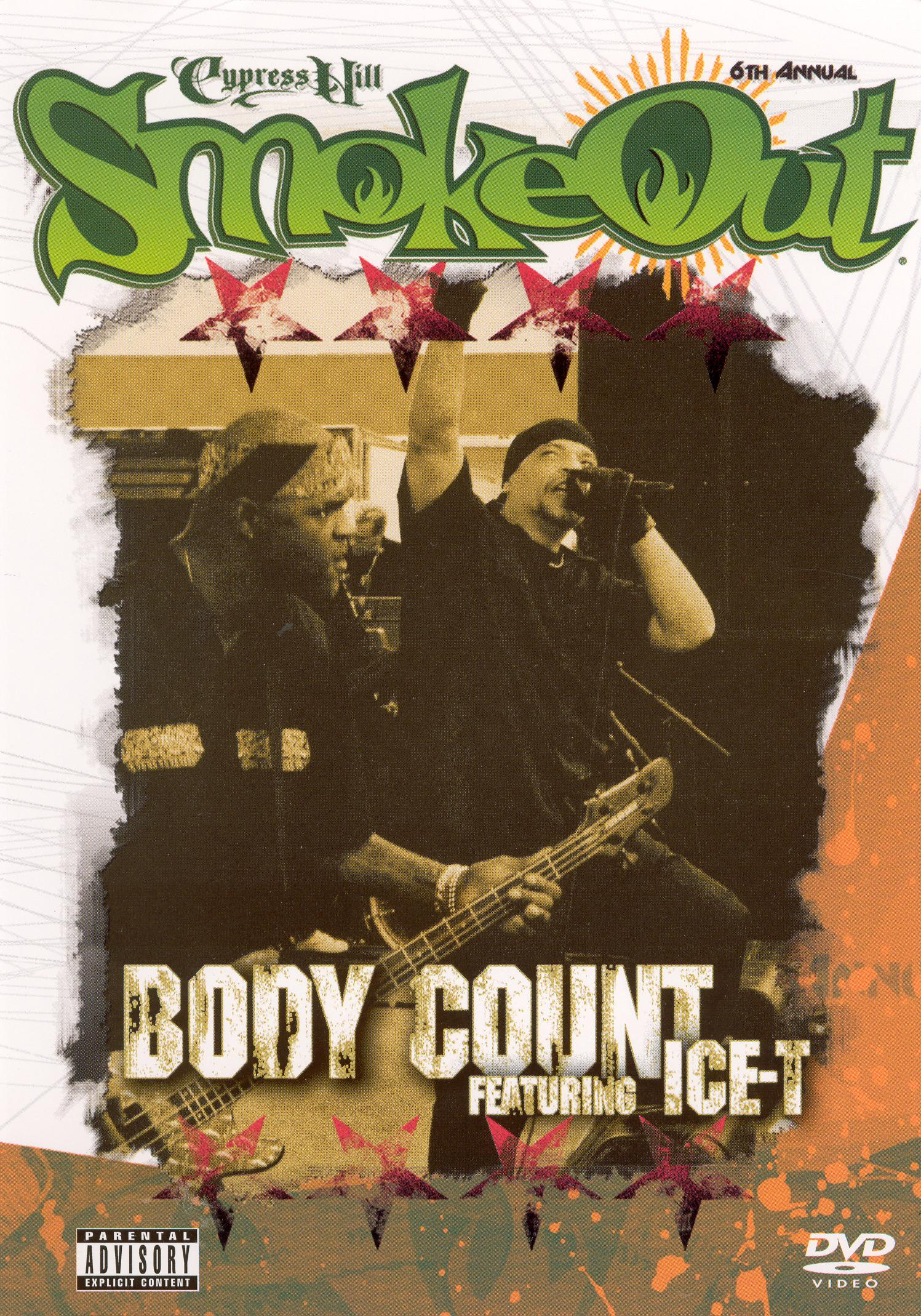 Body Count Featuring Ice-T: 6th Annual Smoke Out