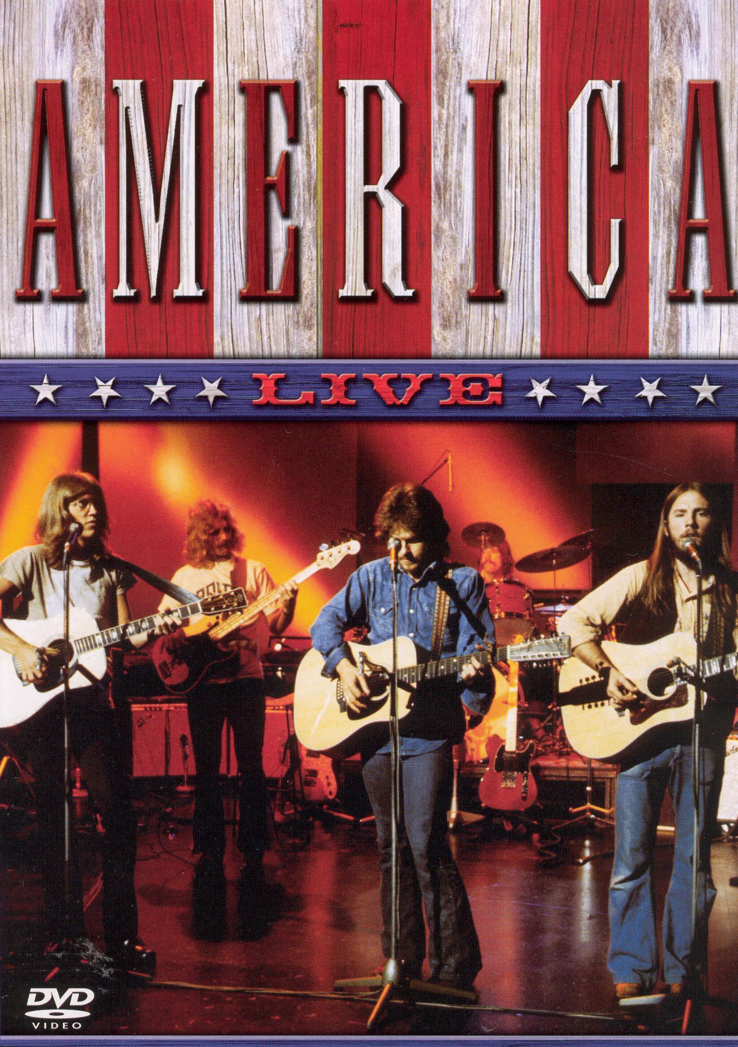 America: Live 1975