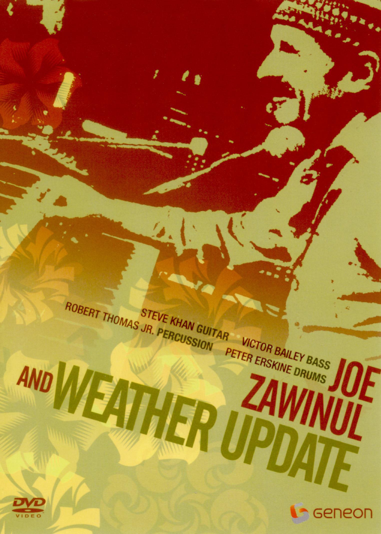 Joe Zawinul: Weather Update