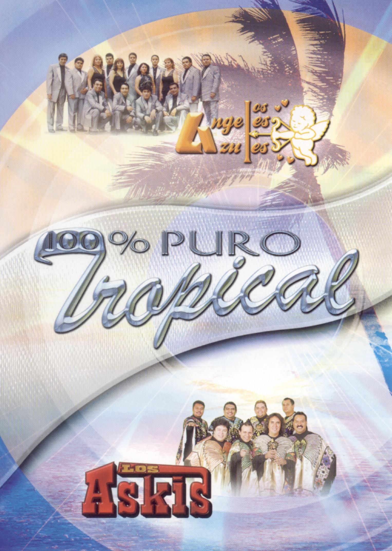 Los Angeles Azules/Los Askis: 100% Puro Tropical