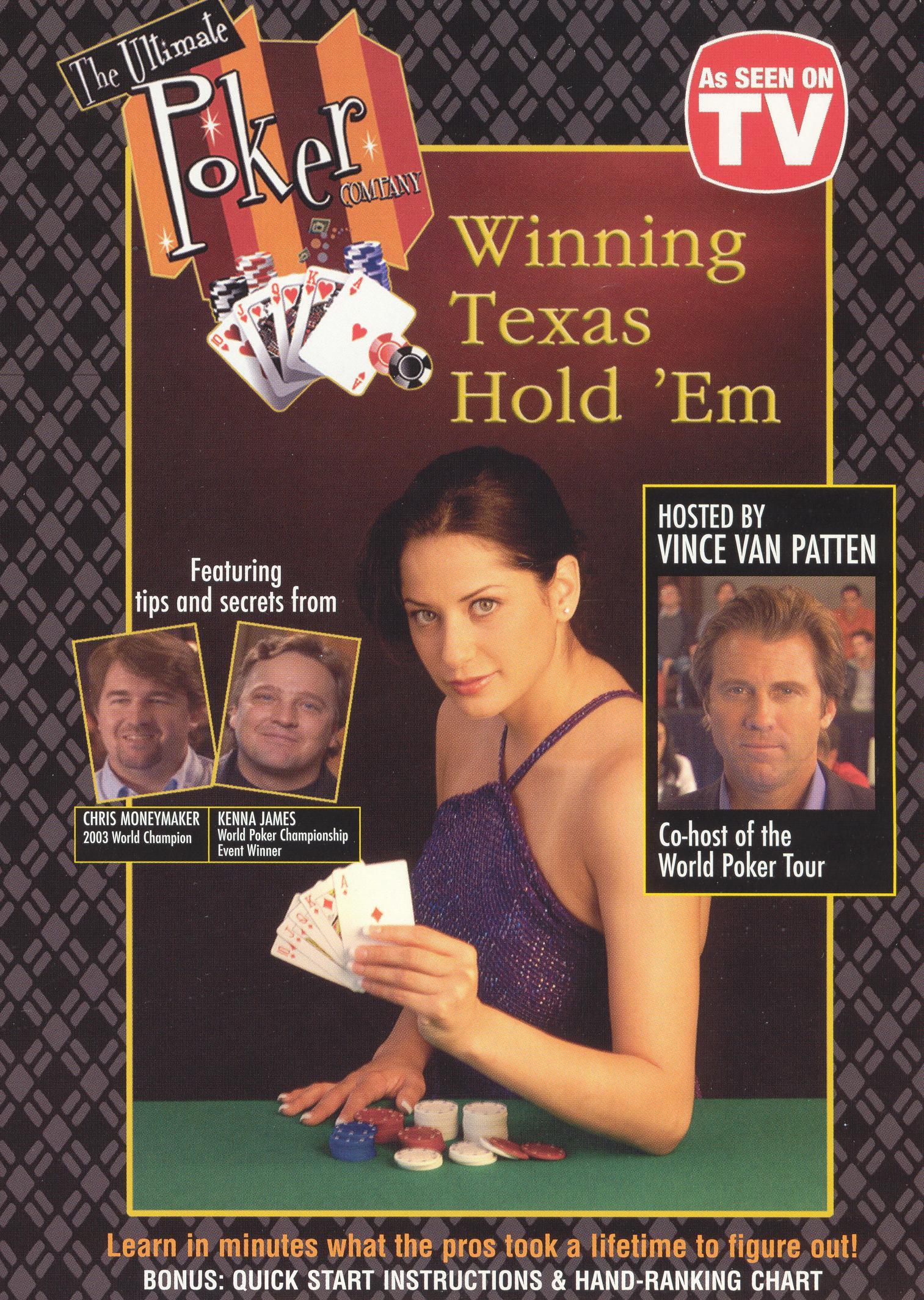Ultimate Poker's Winning Texas Hold 'Em