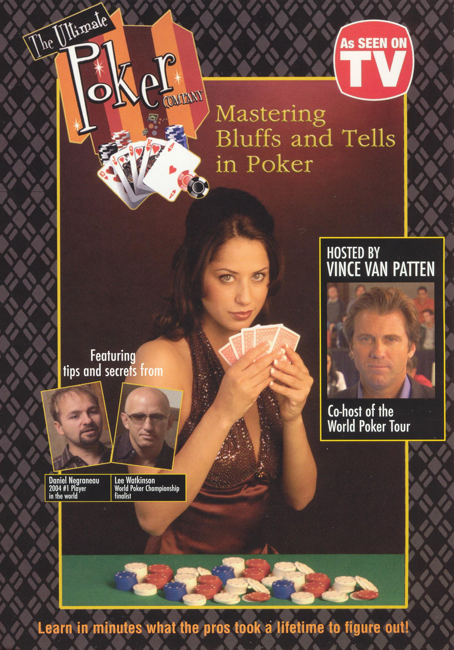 Ultimate Poker's Mastering Bluffs and Tells in Poker