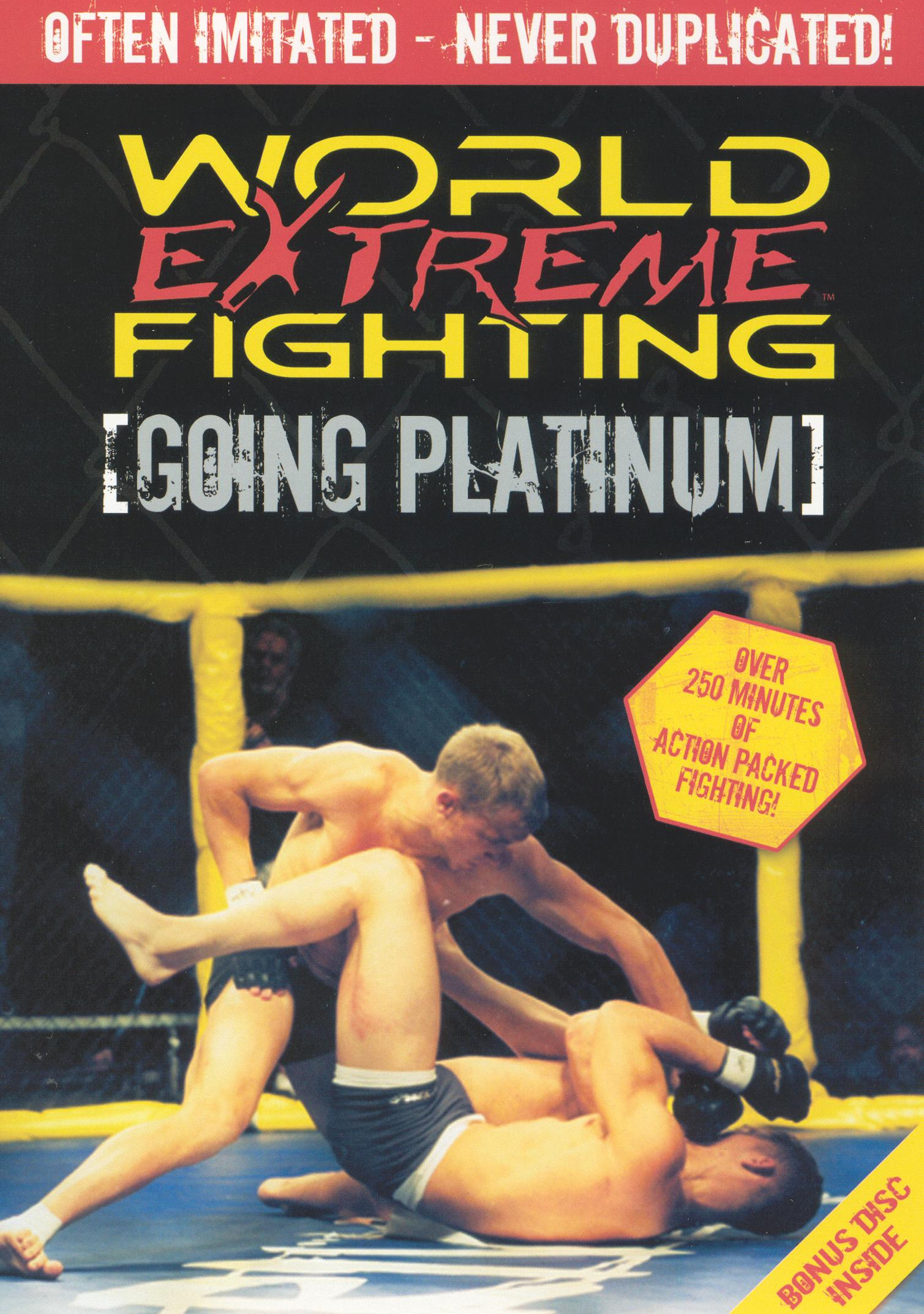 World Extreme Fighting: Going Platinum (2005)