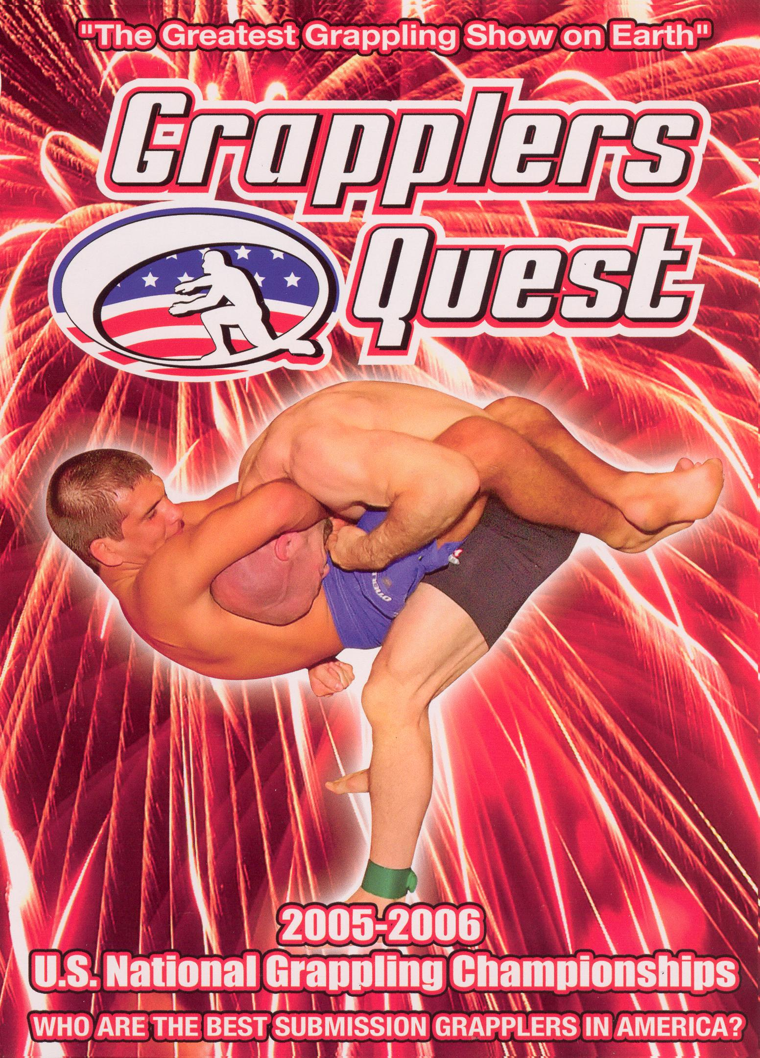 Grapplers Quest: 2005-2006 U.S. National Grappling Championships