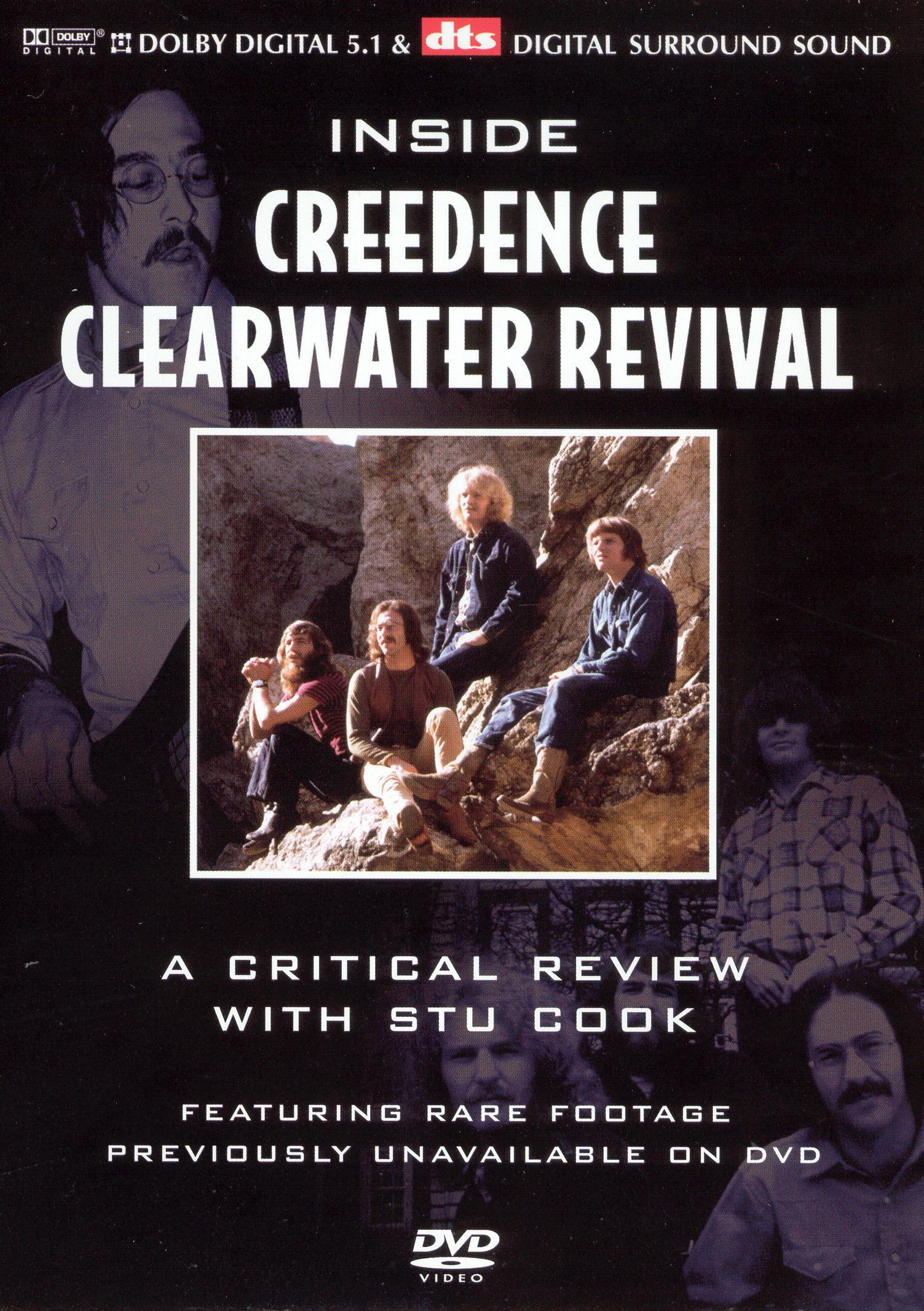 Inside Creedence Clearwater: A Critical Review