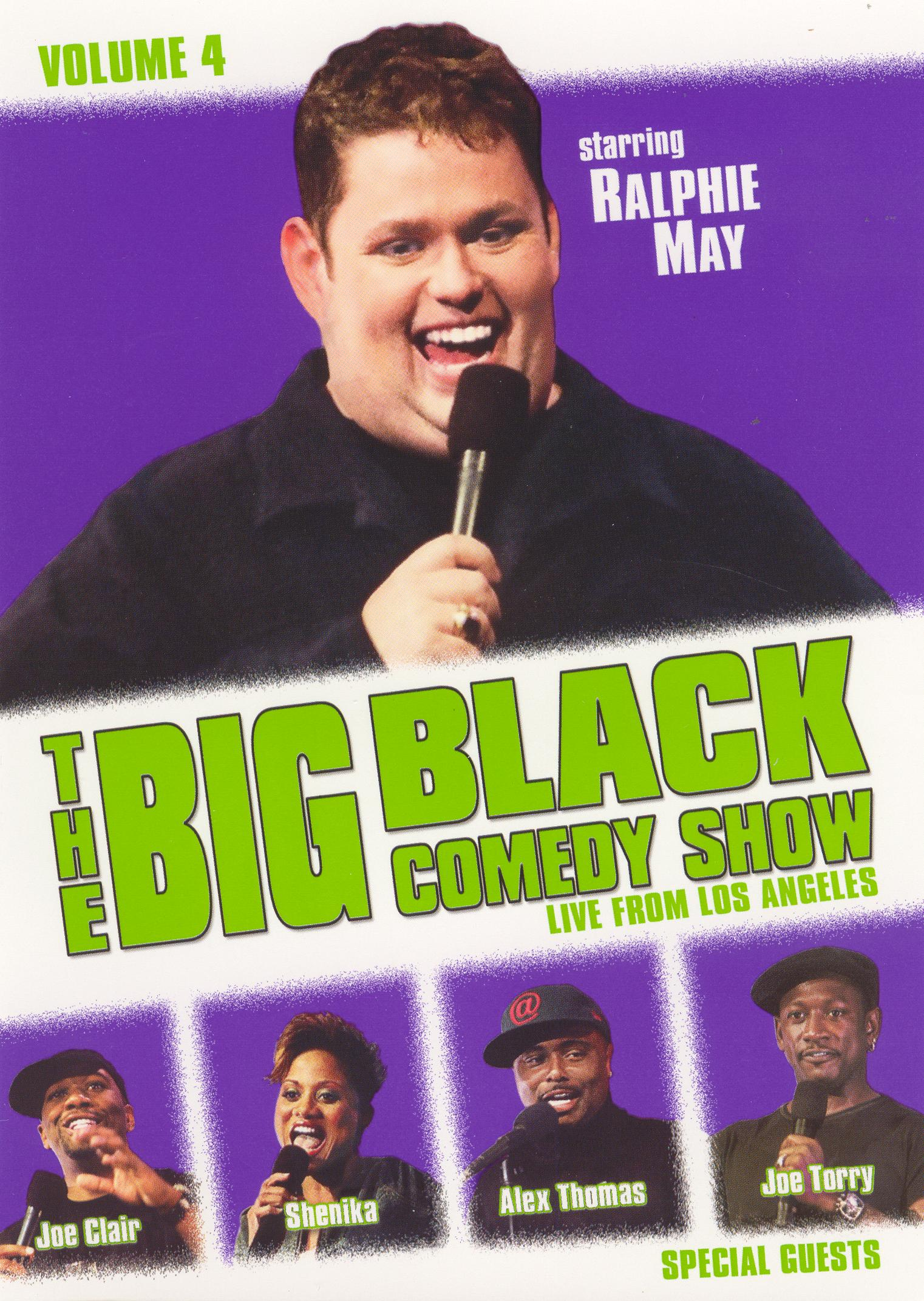 Big Black Comedy, Vol. 4