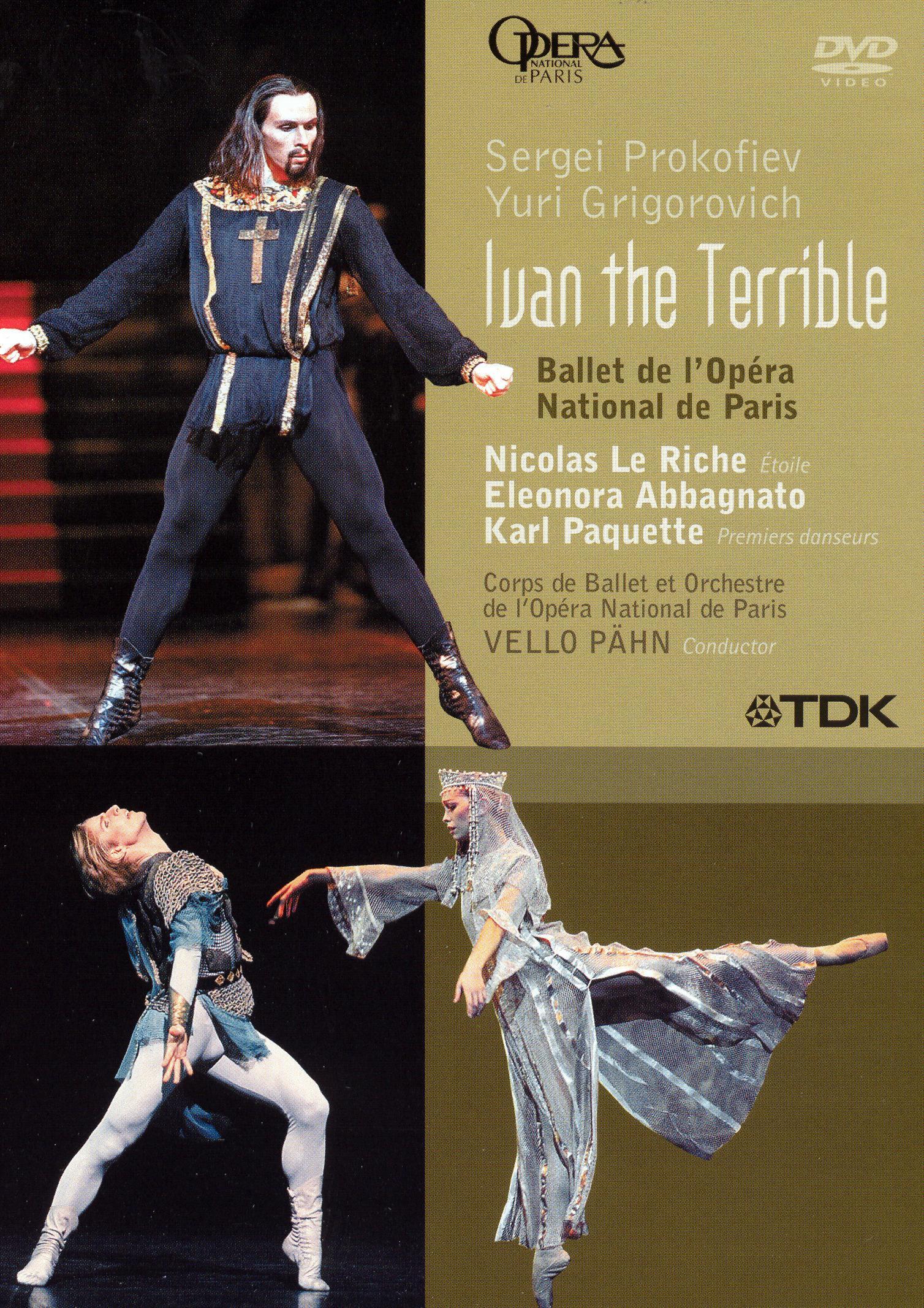 Ivan the Terrible (Opera National de Paris)