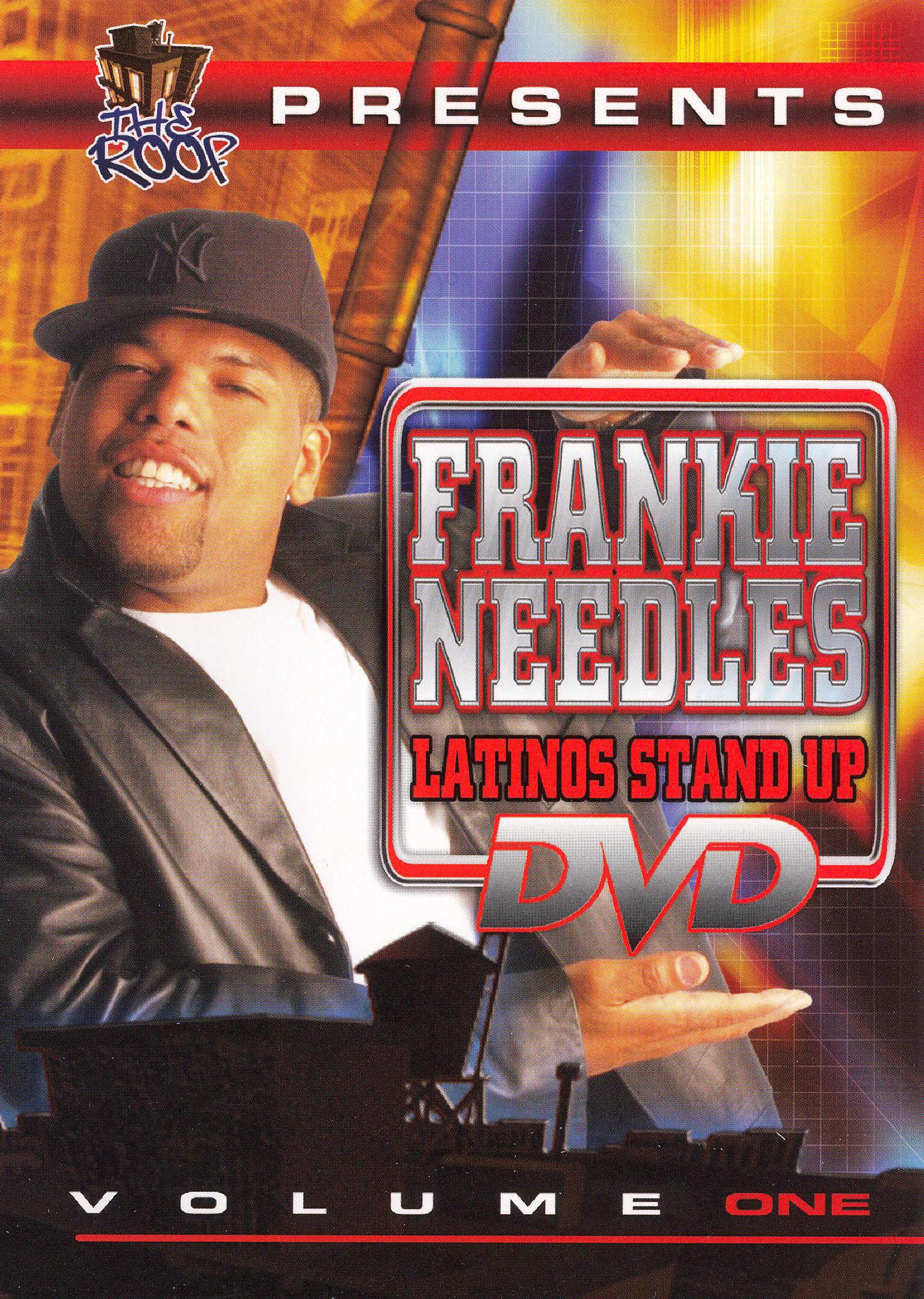 Frankie Needless: Latinos Stand Up, Vol. 1