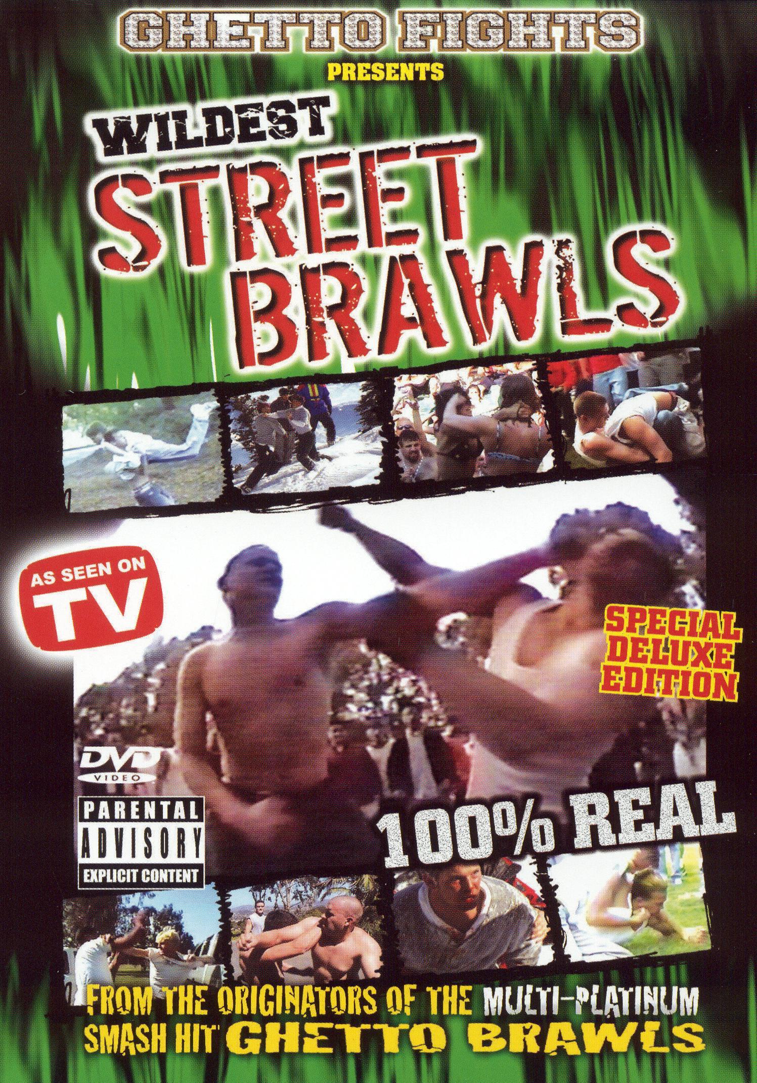 Ghetto Fights Presents: Wildest Street Brawls, Vol. 1