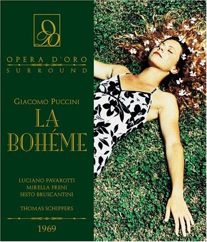 La Bohème (Orchestra Sinfonica e Coro di Roma della RAI)