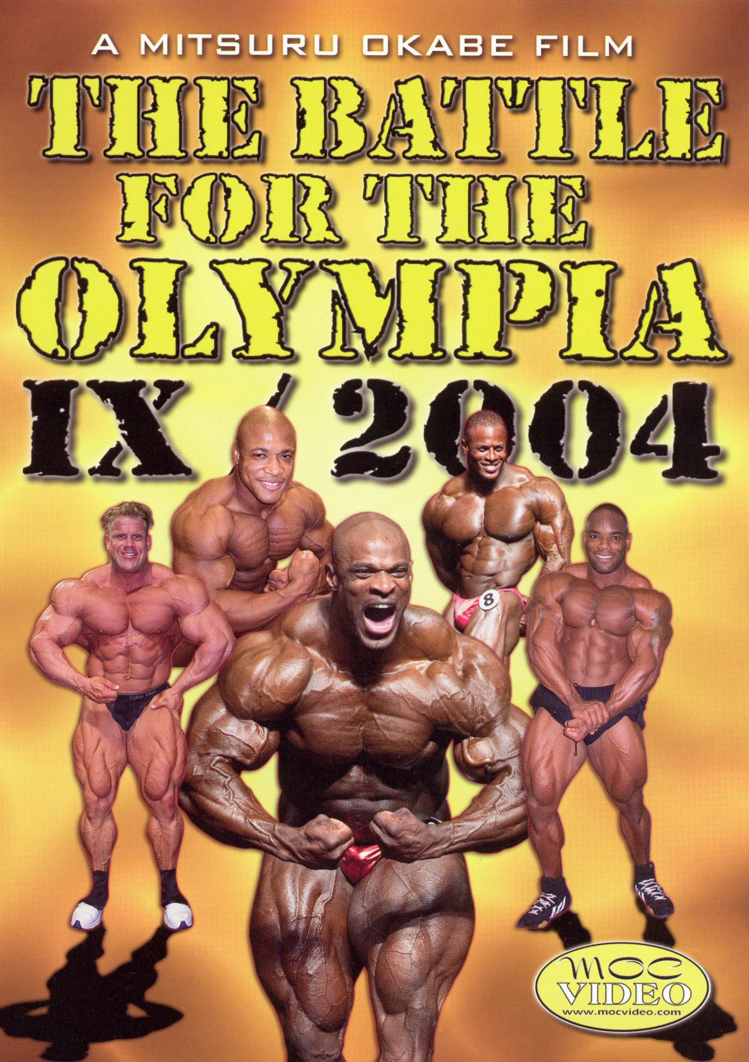 The Battle for the Olympia, Vol. IX - 2004