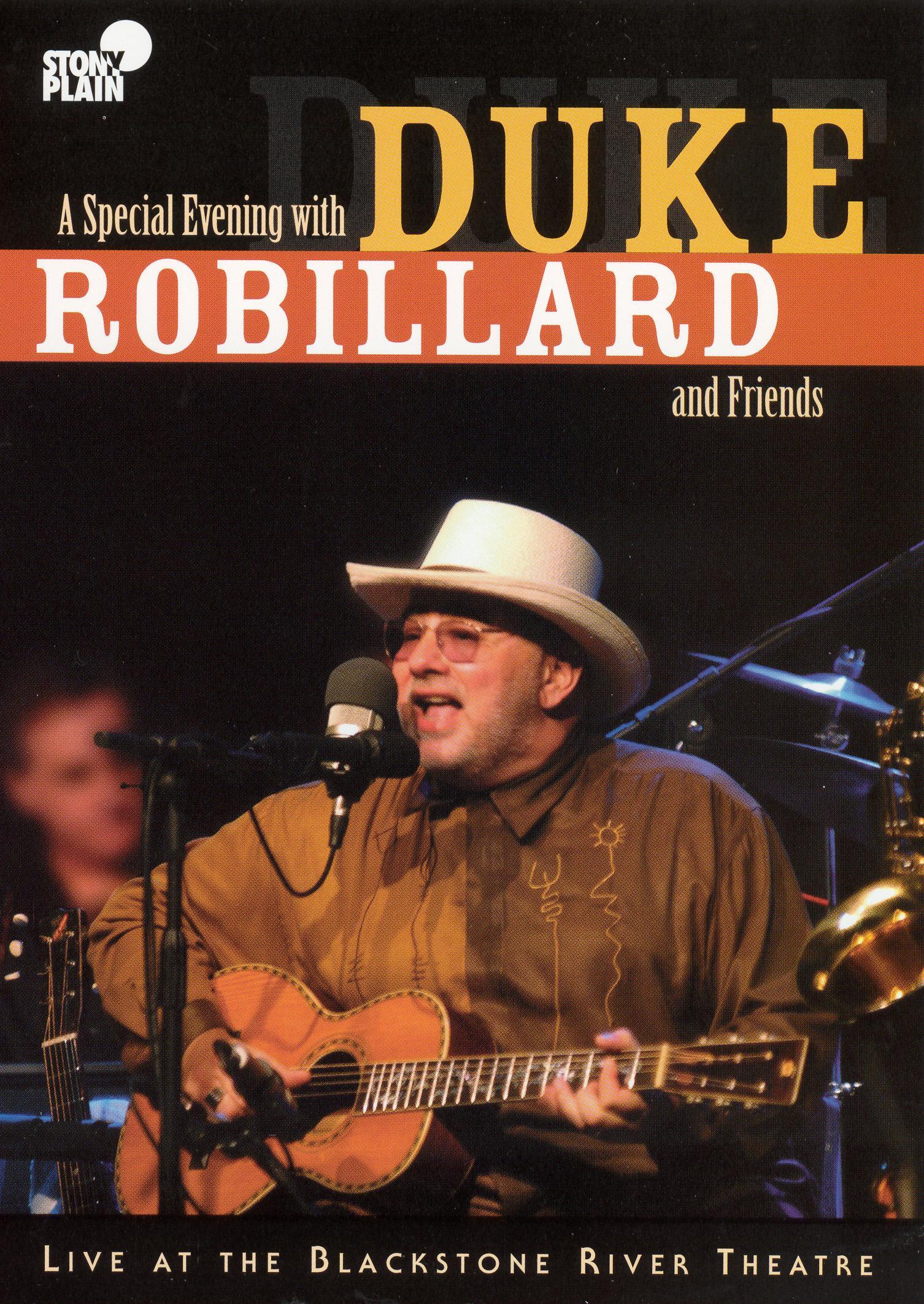 Duke Robillard and Friends: Live at the Blackstone River Theatre