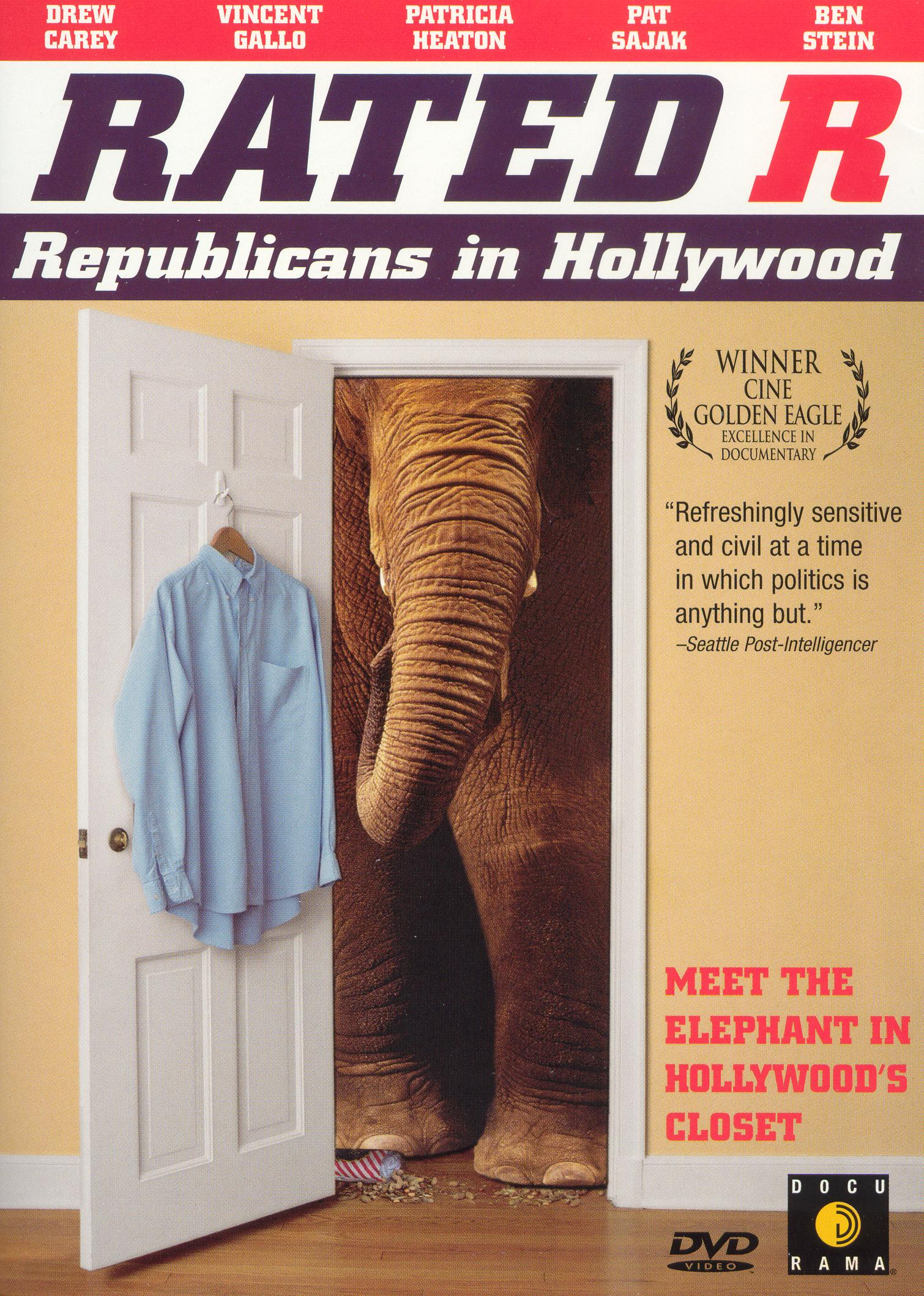 Rated R: Republicans in Hollywood