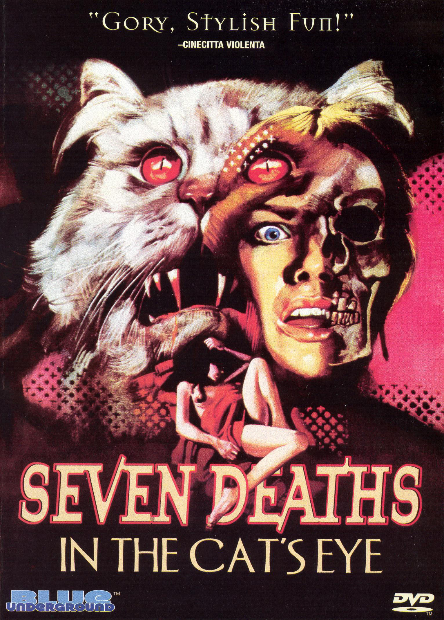 Sieben Tote in den Augen der Katze