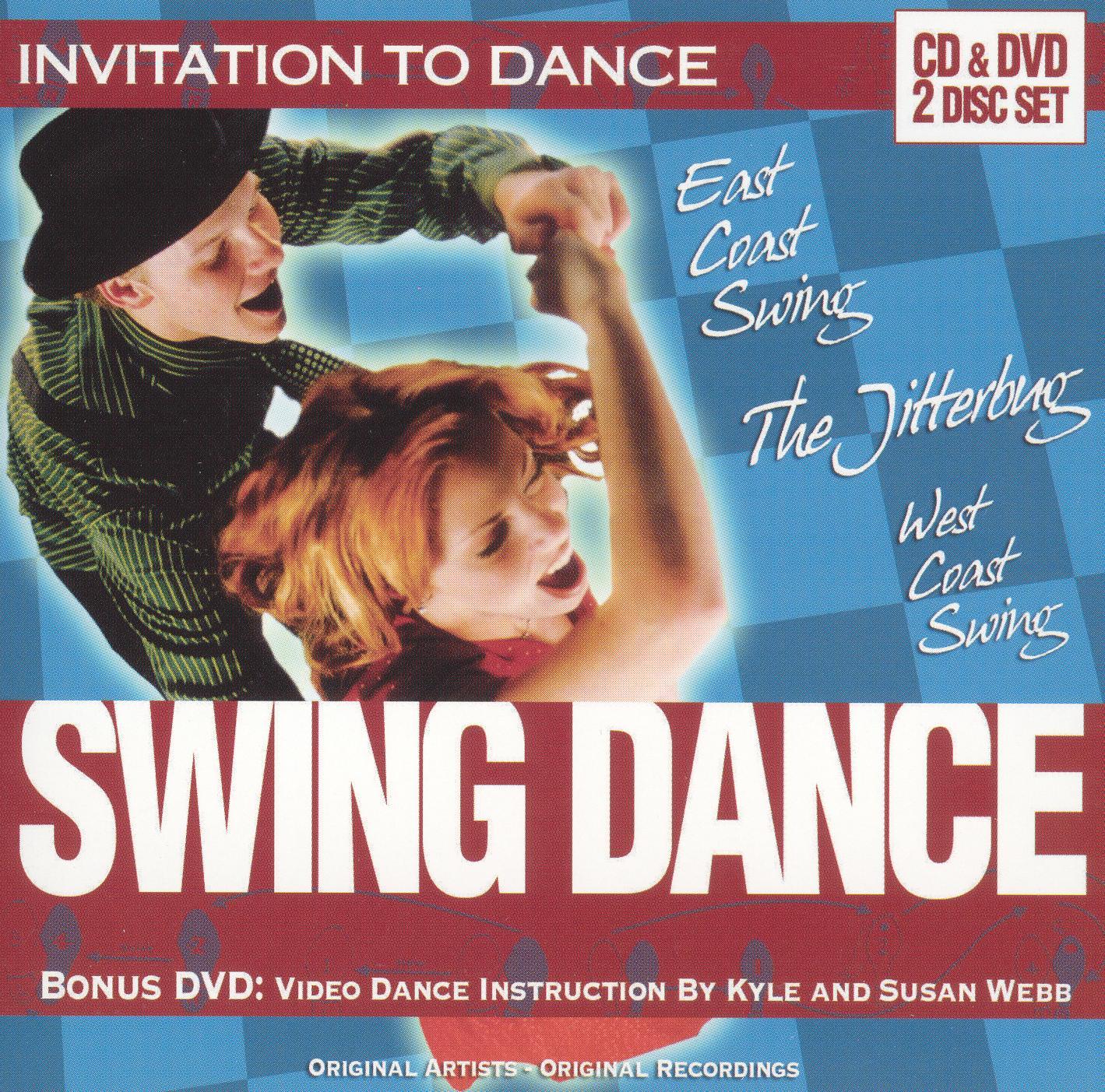 Invitation to Dance: Swing Dance!