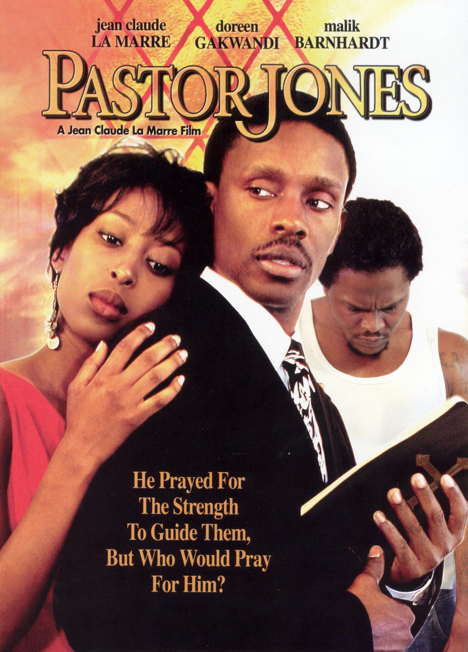 Pastor Jones