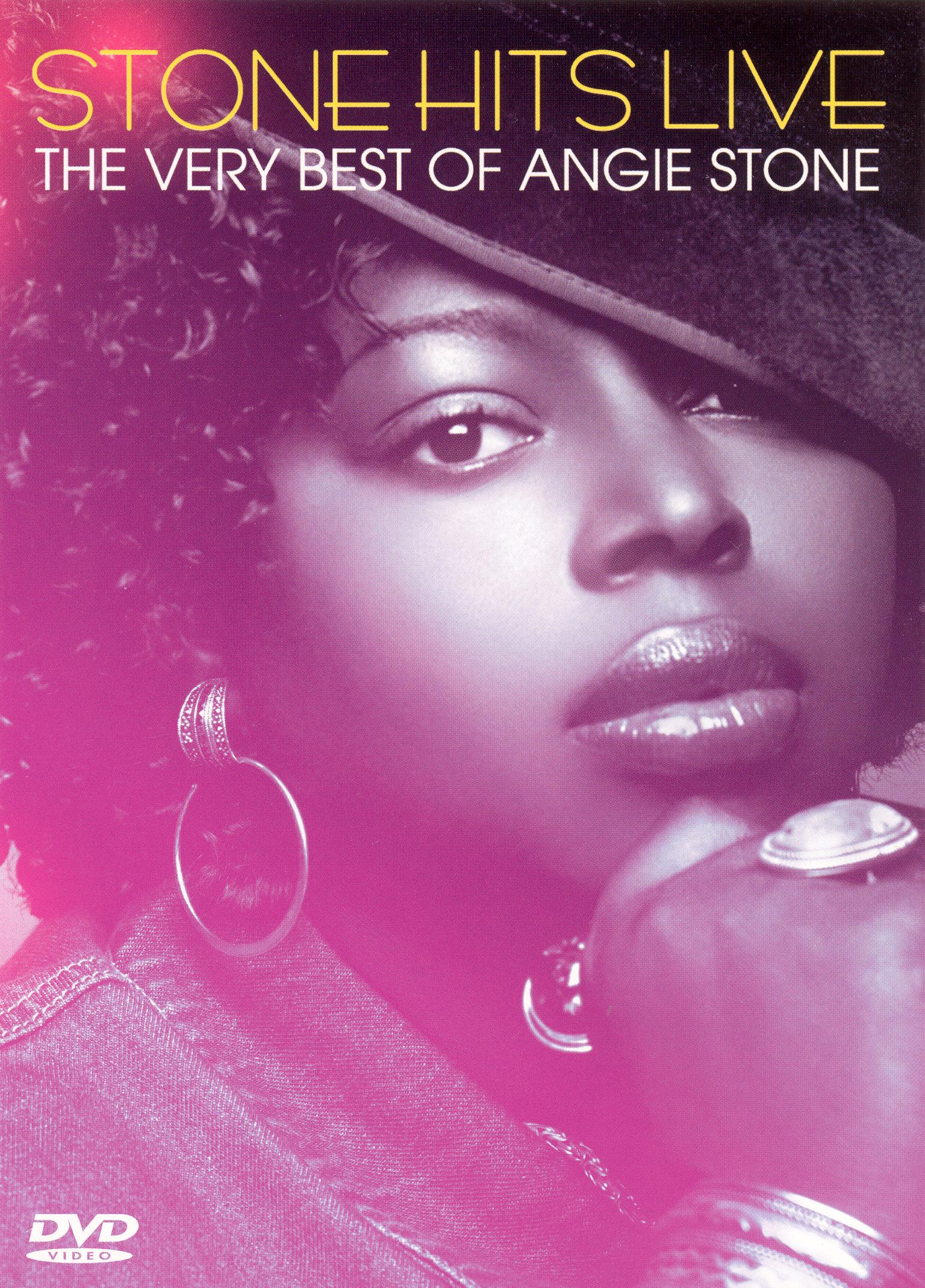 Angie Stone: Stone Hits - The Very Best of Angie Stone