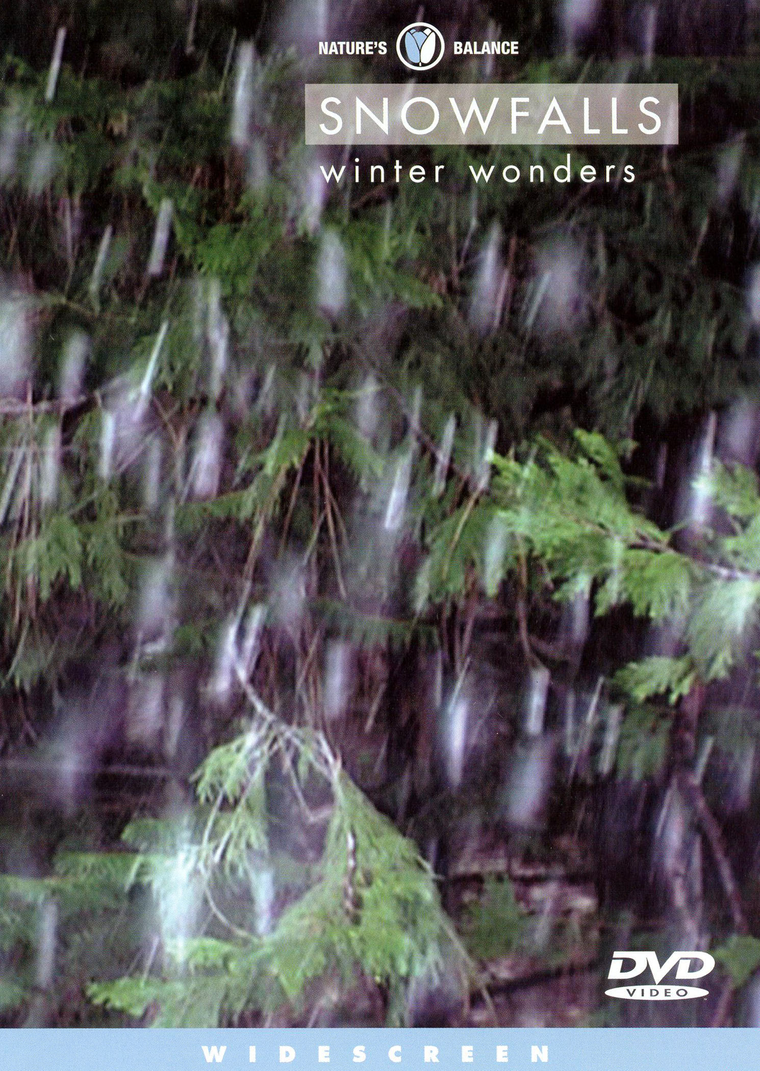 Nature's Balance: Snowfalls