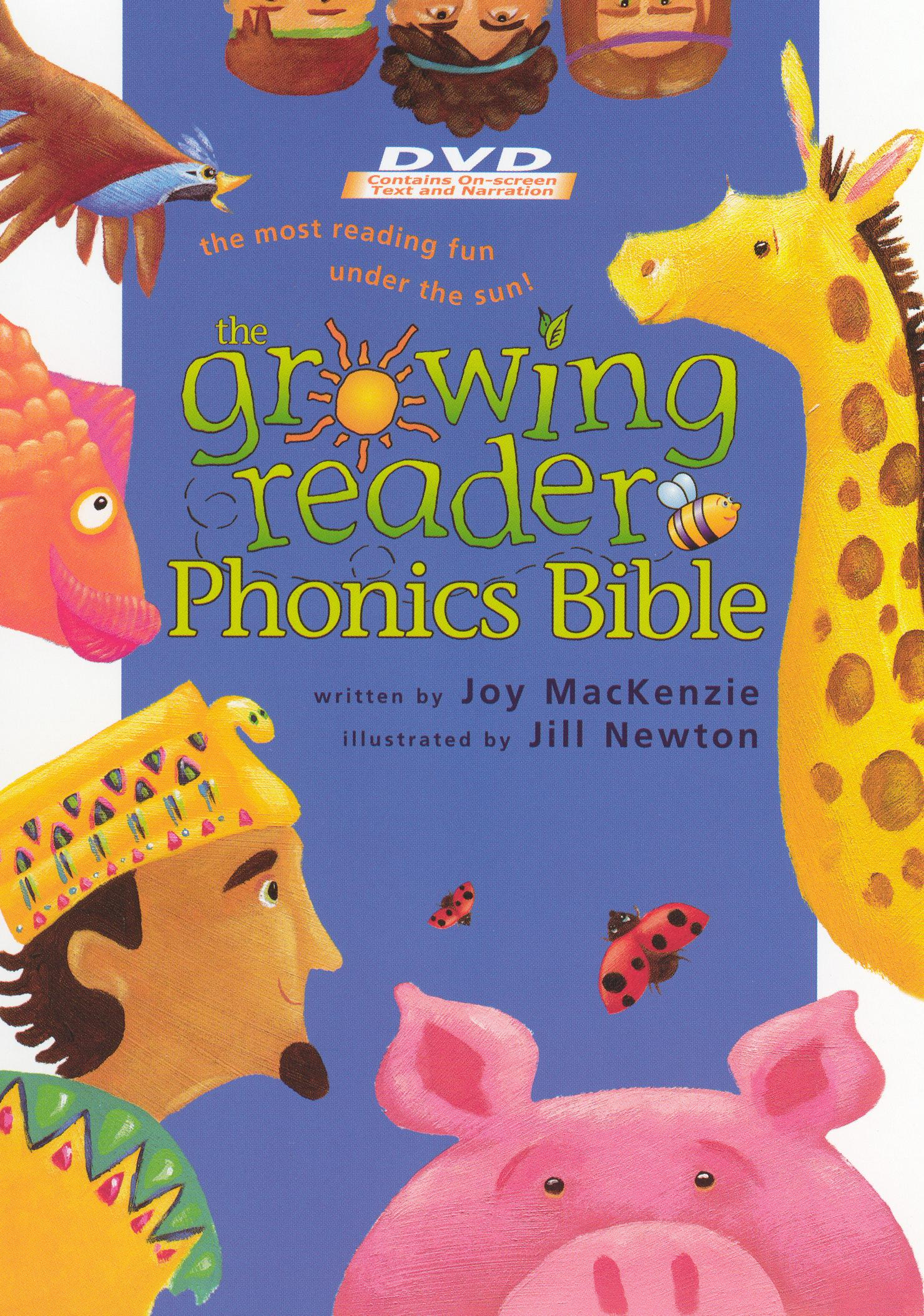Growing Reader Phonics: The Bible on DVD