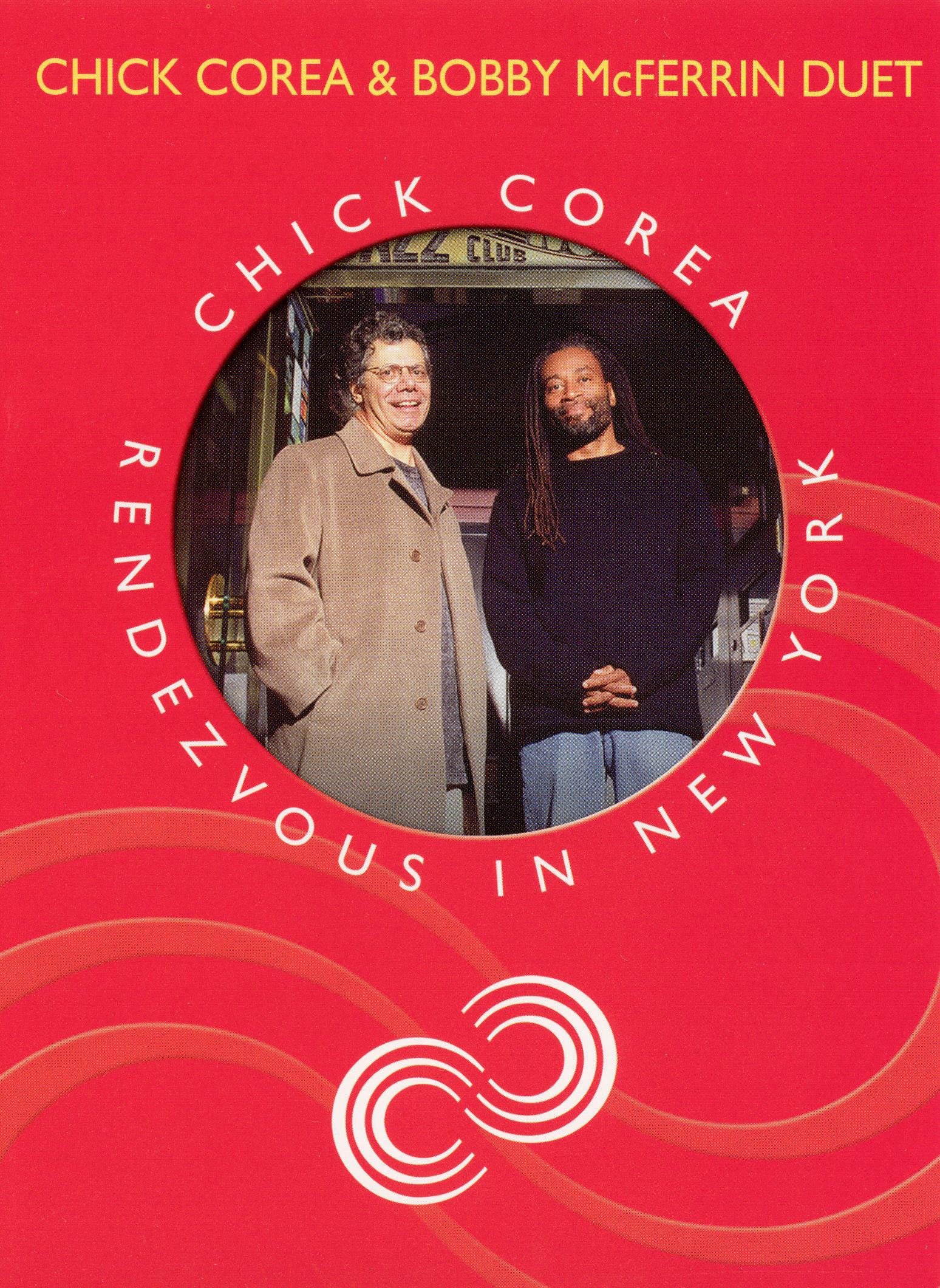 Chick Corea: Rendezvous in New York - Chick Corea & Bobby McFerrin Duet
