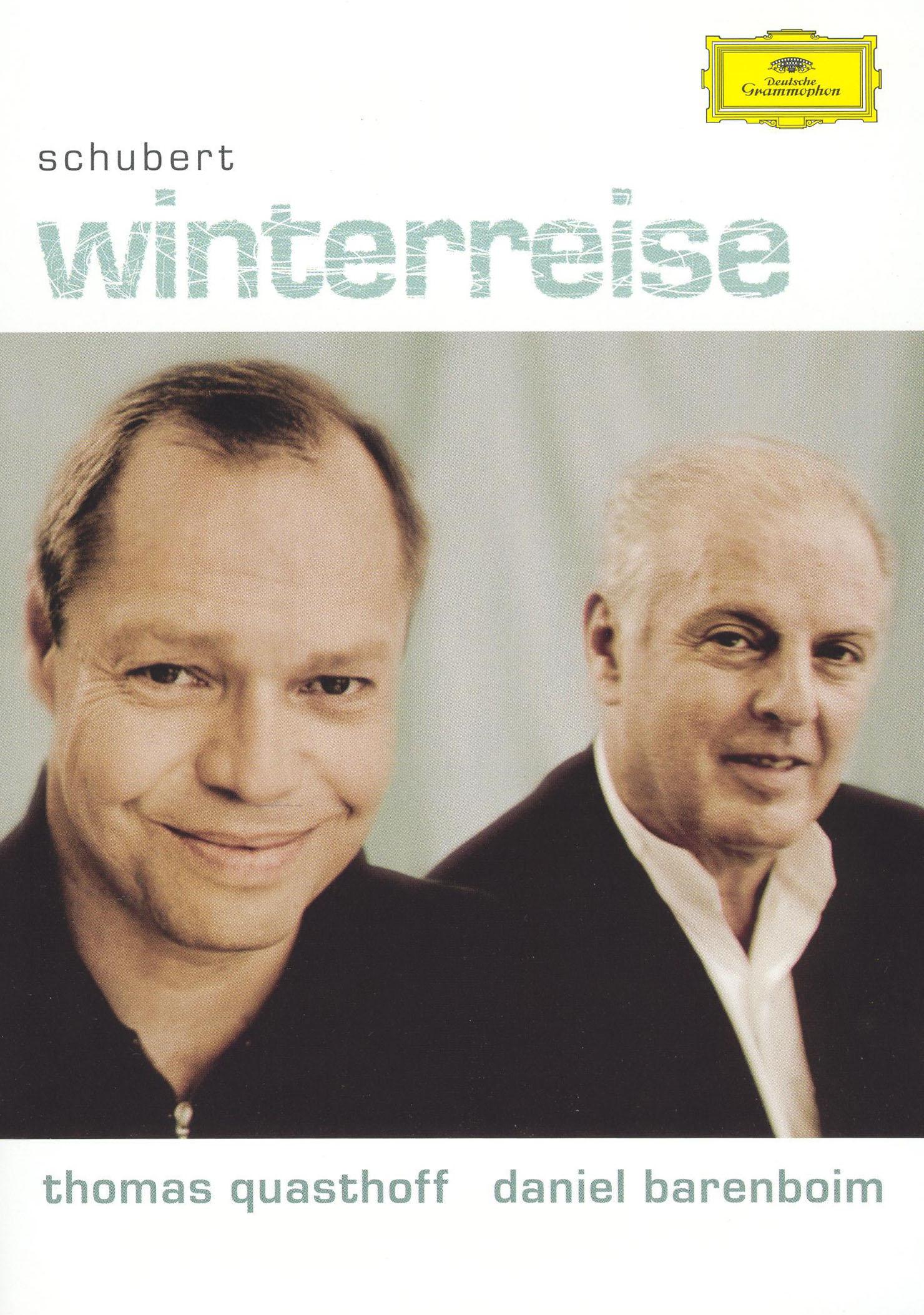 Thomas Quasthoff: Wintereise
