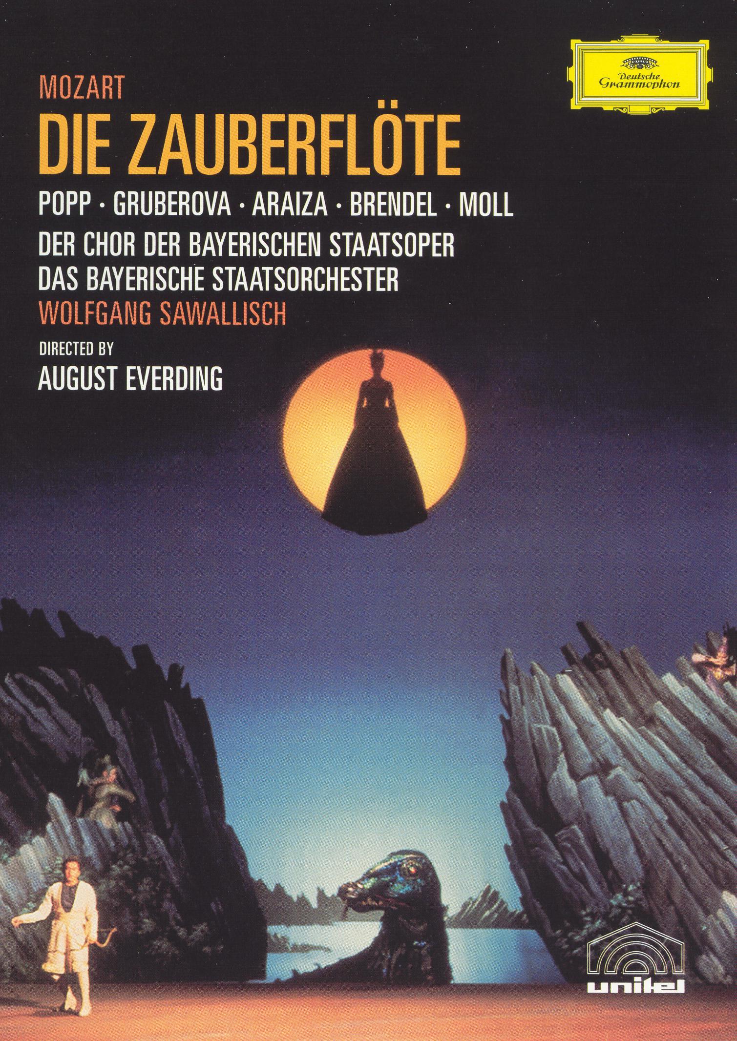 Die Zauberflöte (Bayerische Staatsoper)