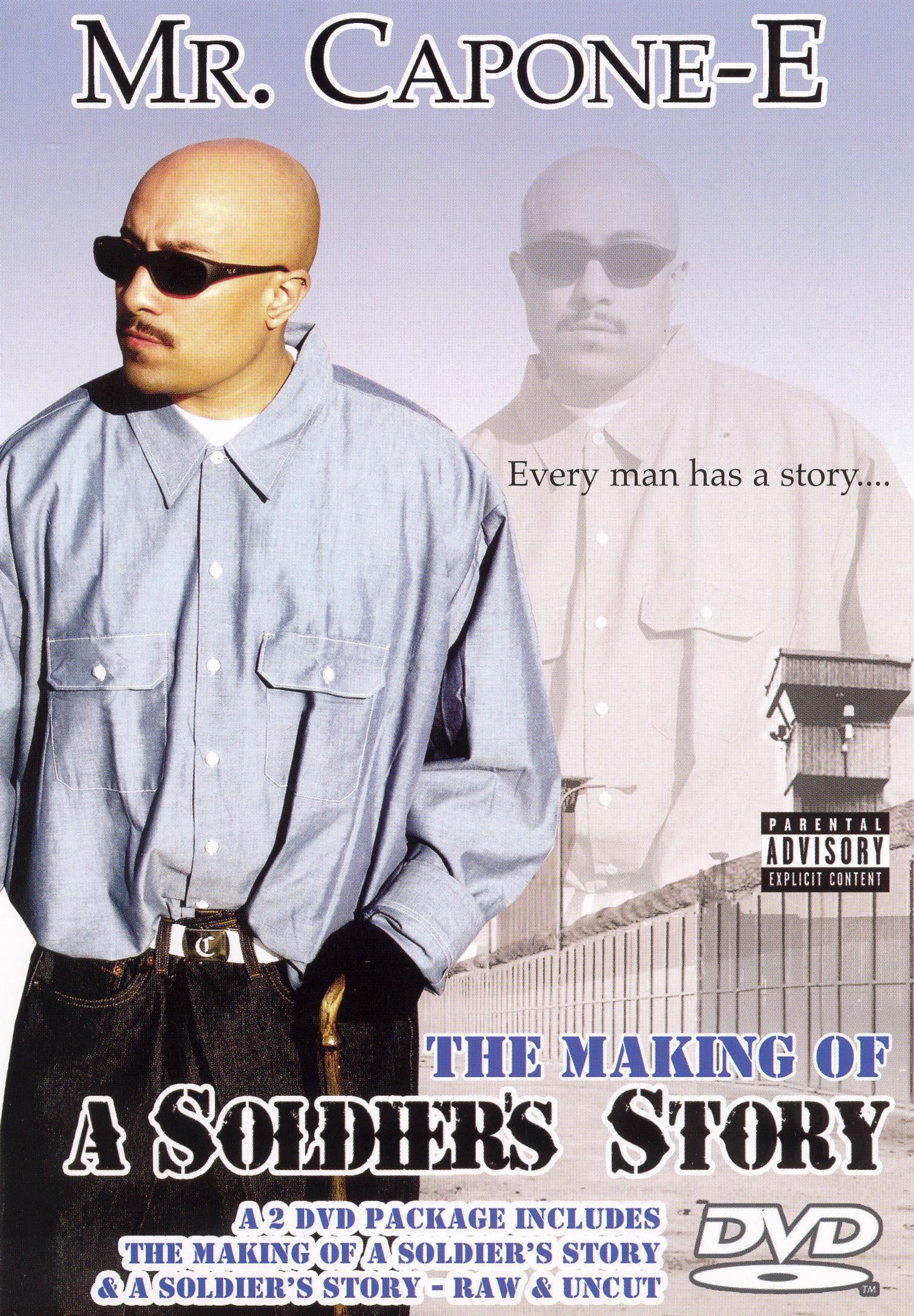 Mr. Capon-E: A Soldier's Story