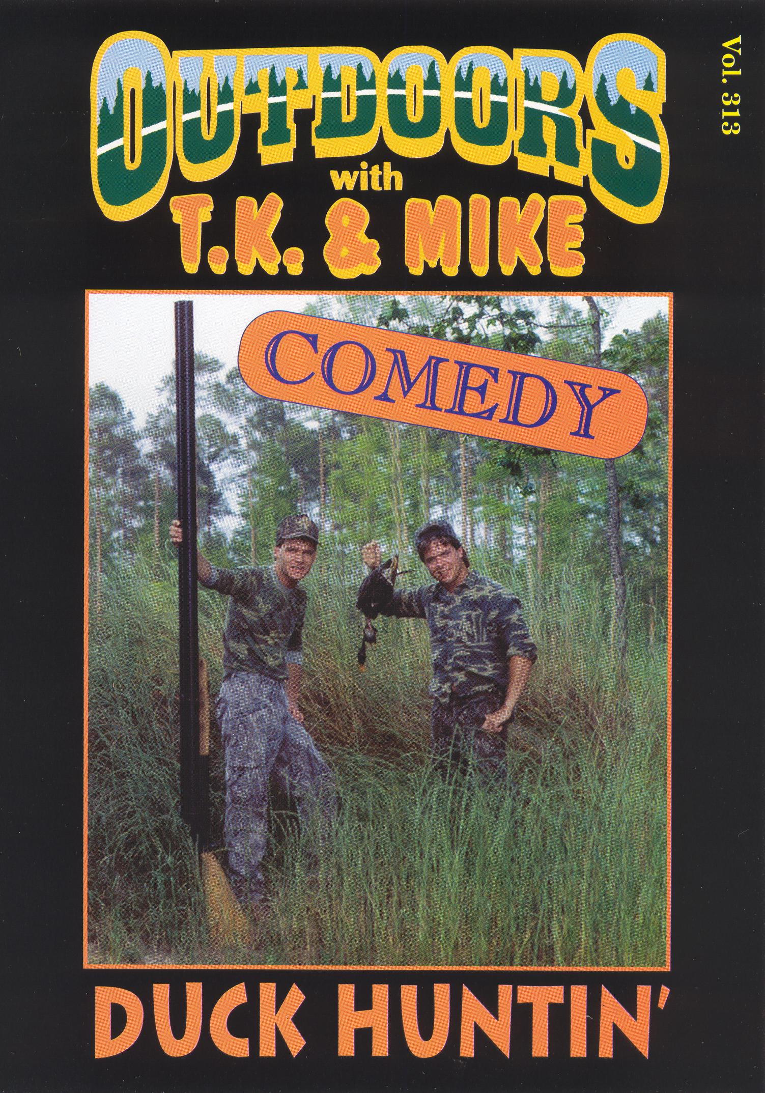 T.J. and Mike: Duck Hunting