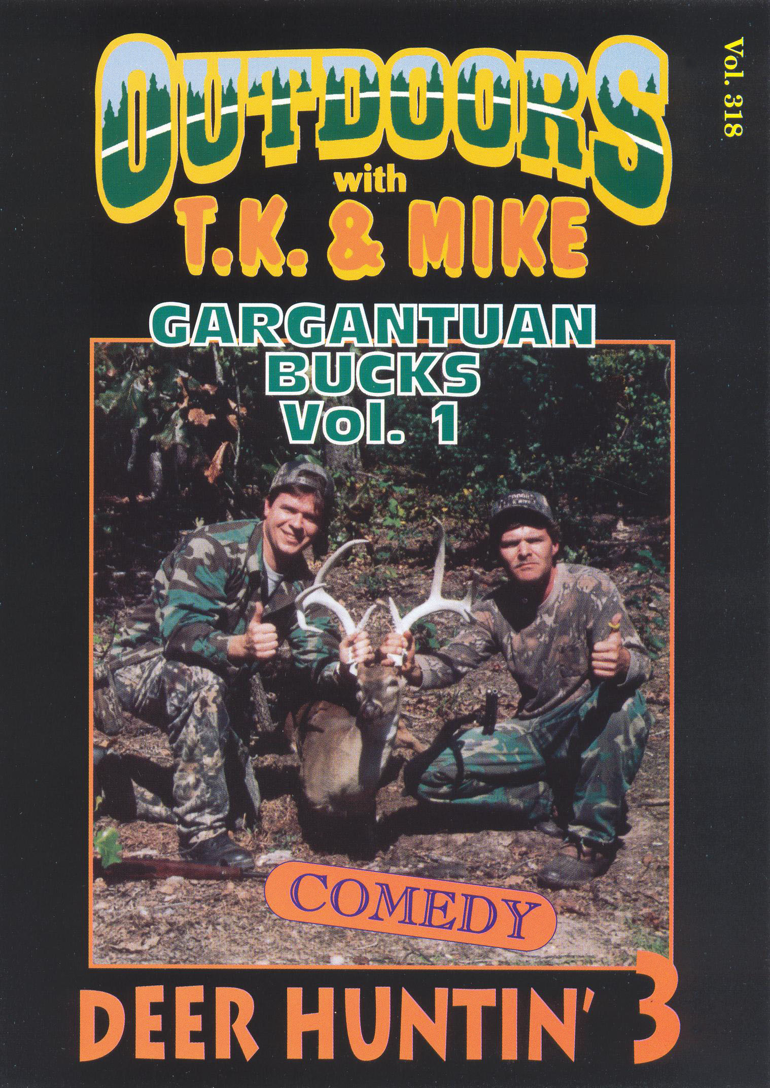 T.J. and Mike: Duck Hunting, Vol. 3