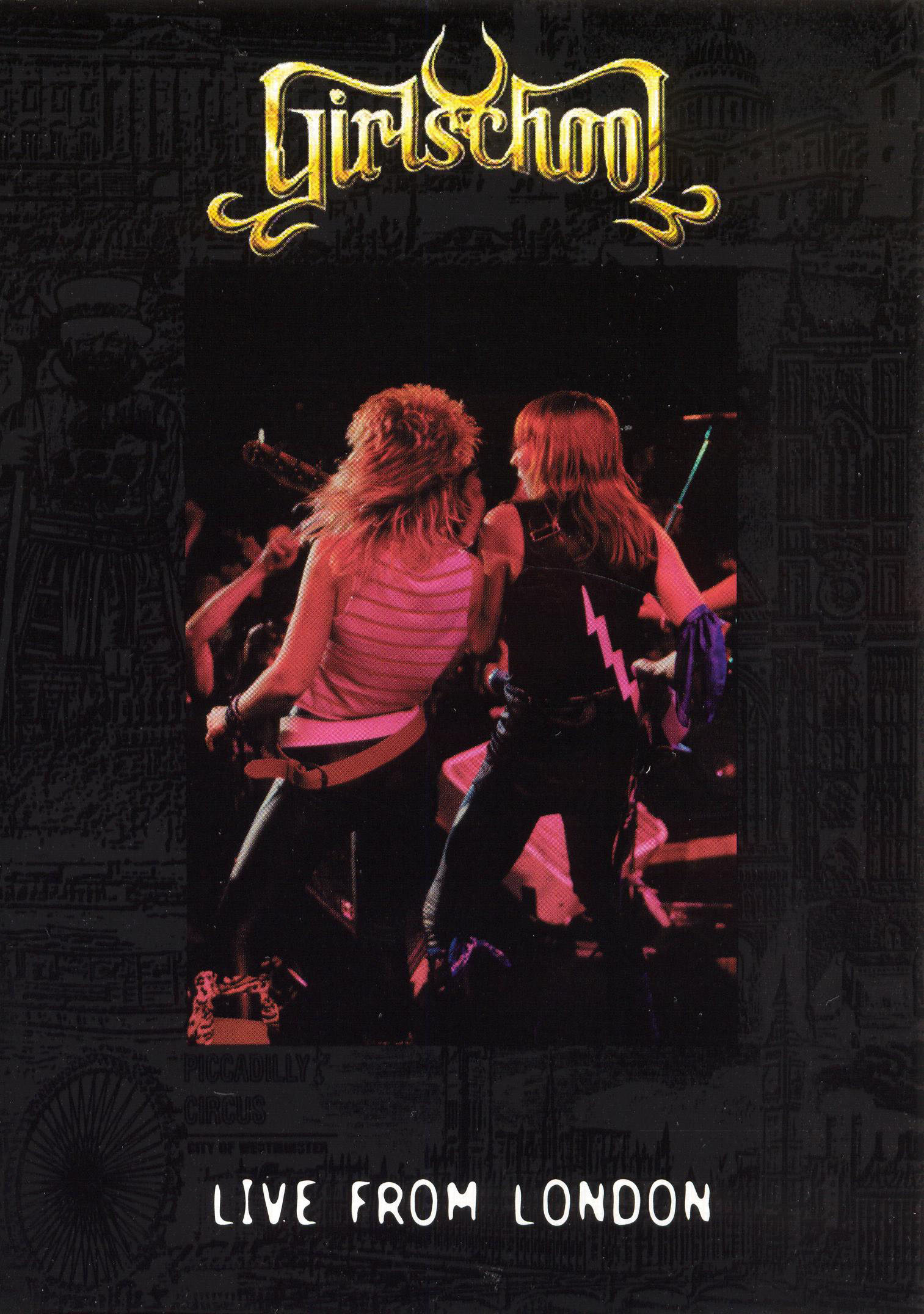 Girlschool: Live from London