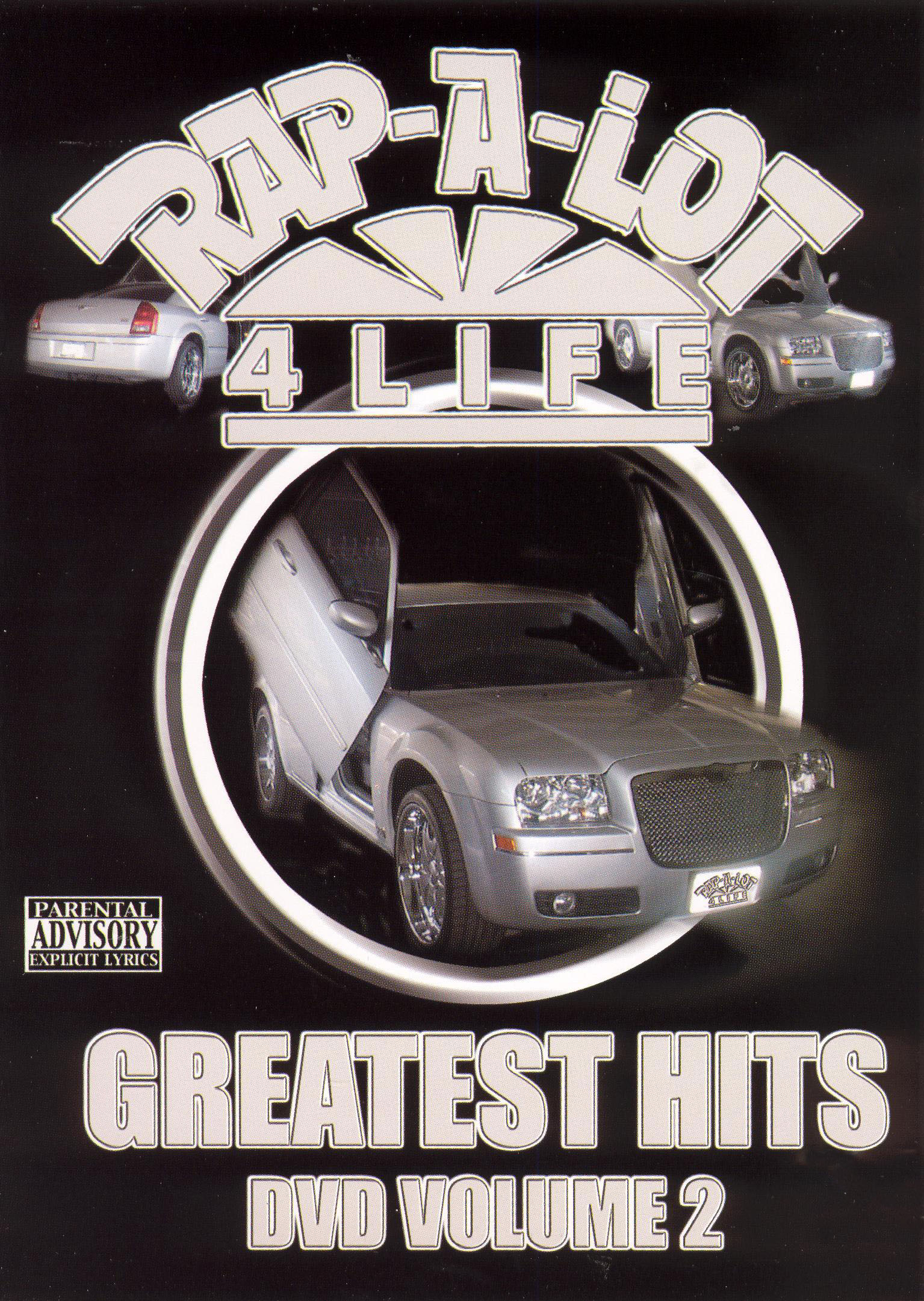 Rap-A-Lot Greatest Hits DVD, Vol. 2
