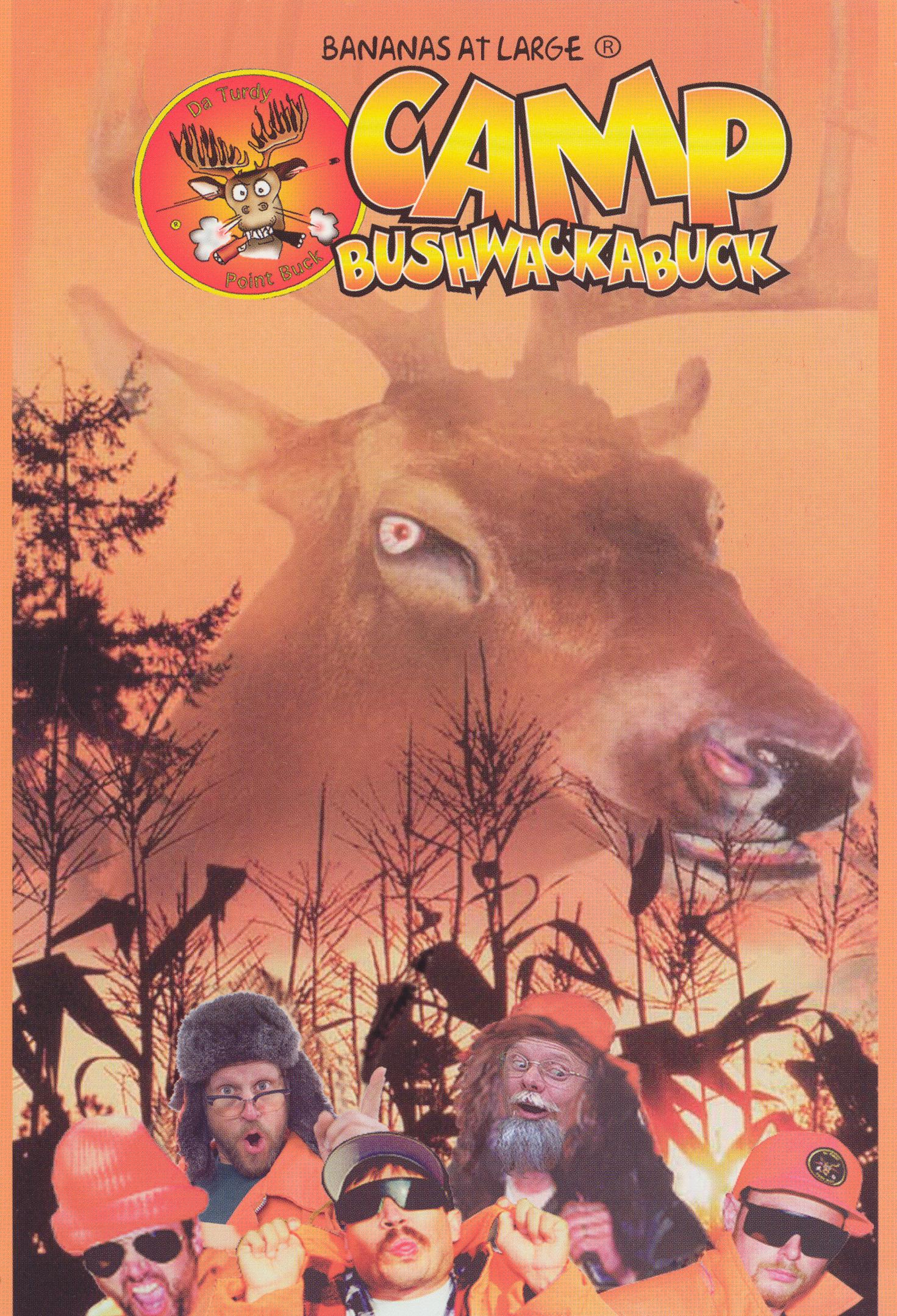 Bananas at Large: Camp Bushwackabuck