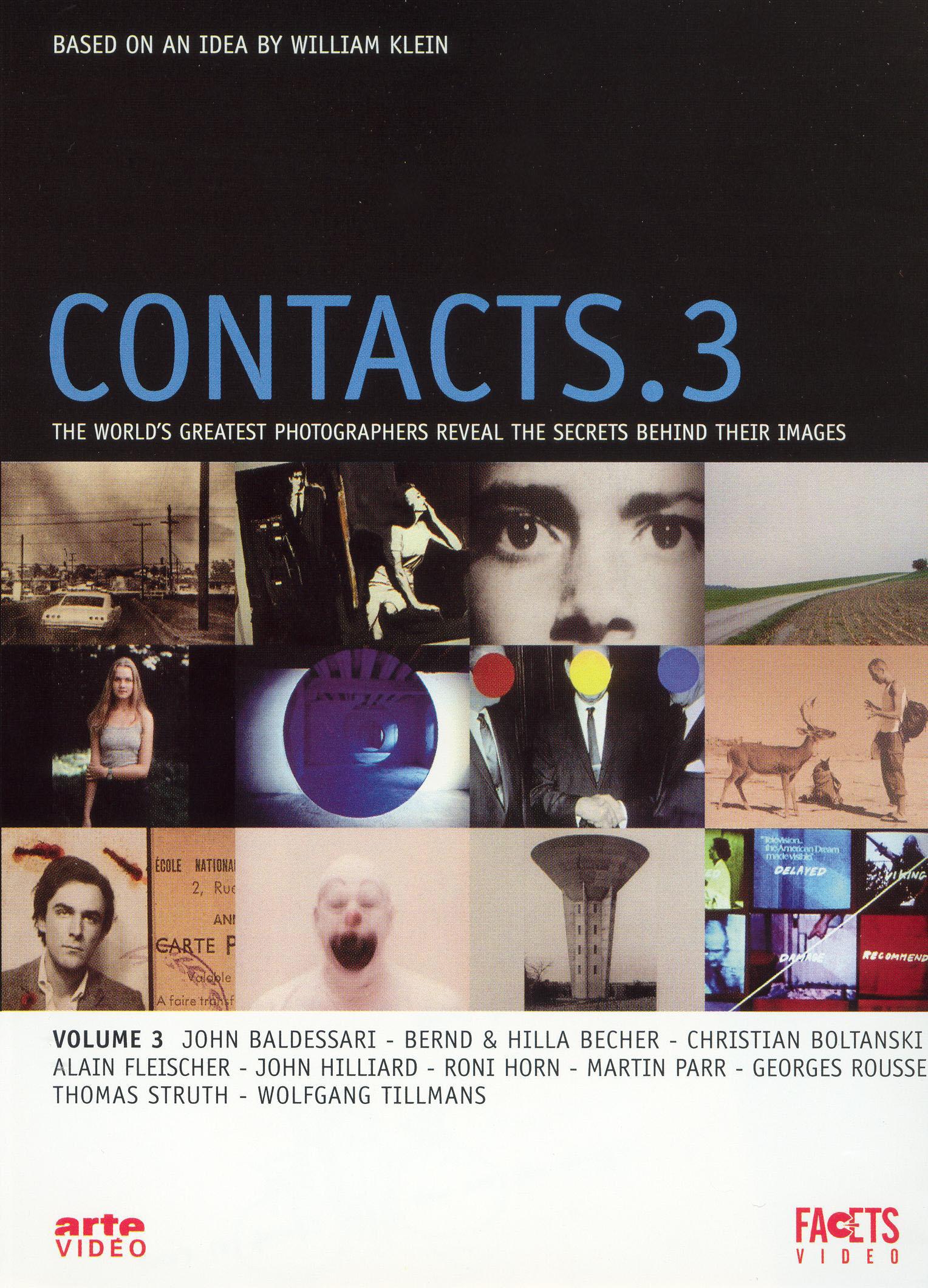 Contacts, Vol. 3: Conceptual Photography