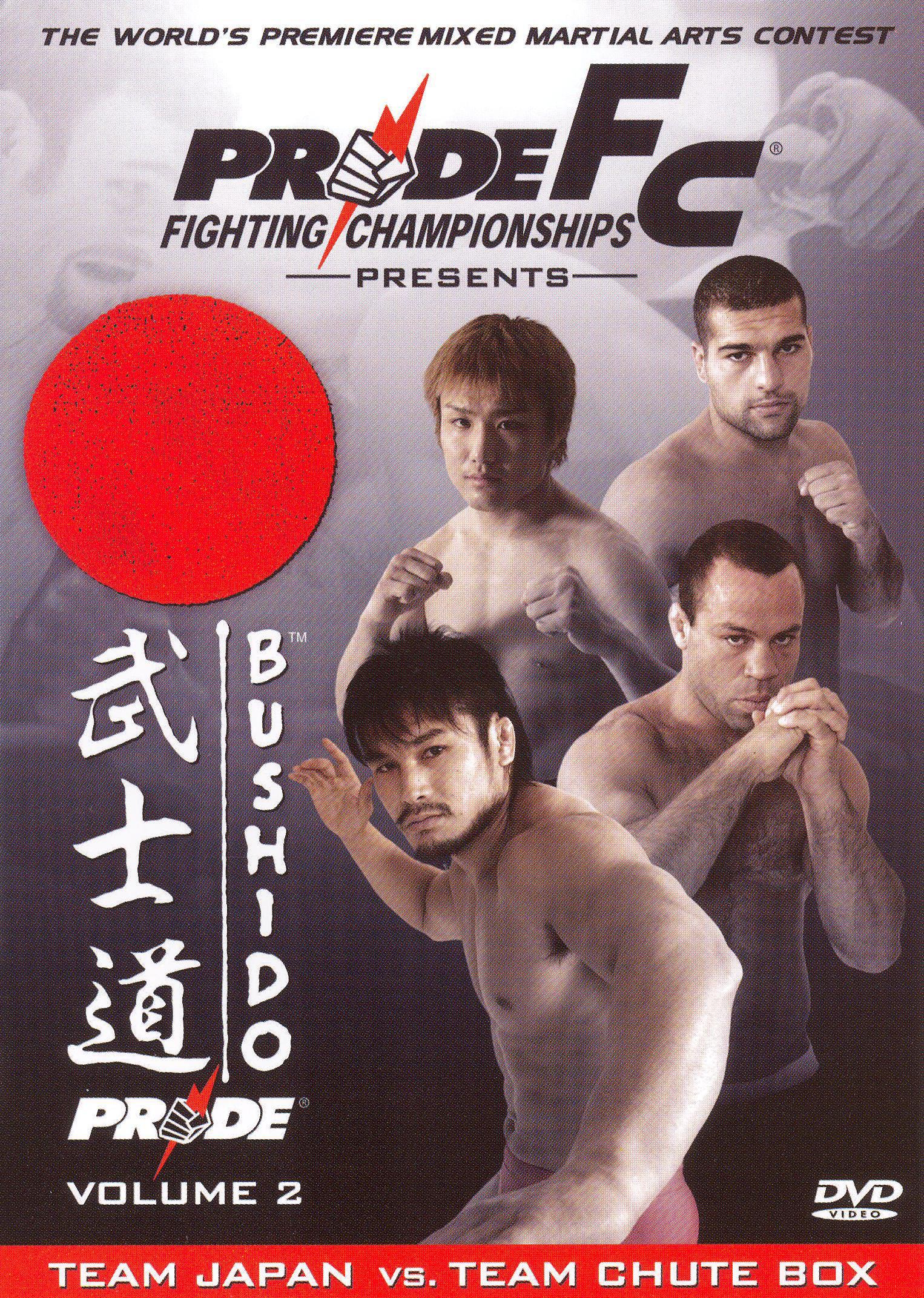 Pride Fighting Championships: Bushido, Vol. 2