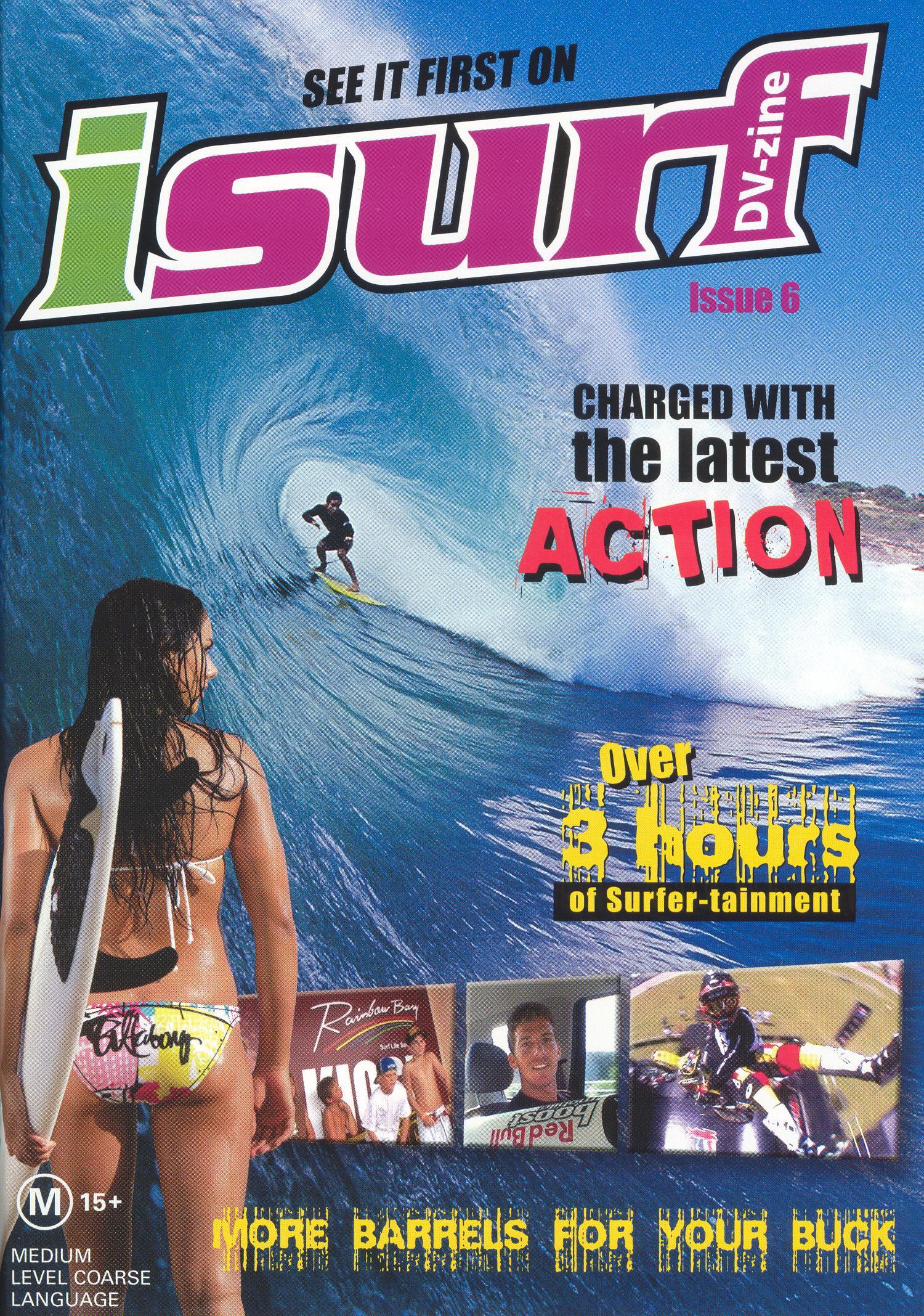 Isurf DV-Zine Issue, Vol. 6
