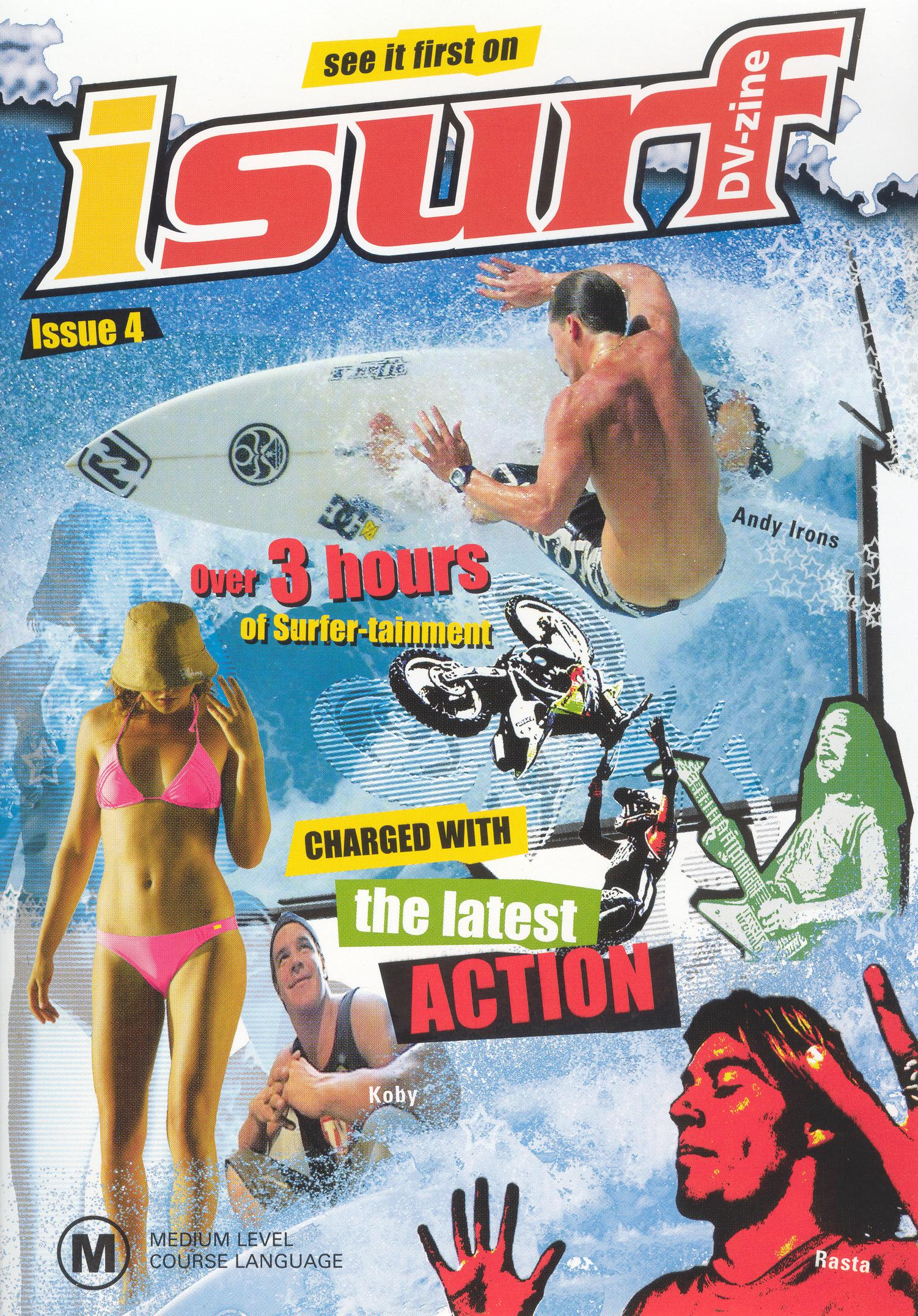 Isurf DV-Zine Issue, Vol. 4