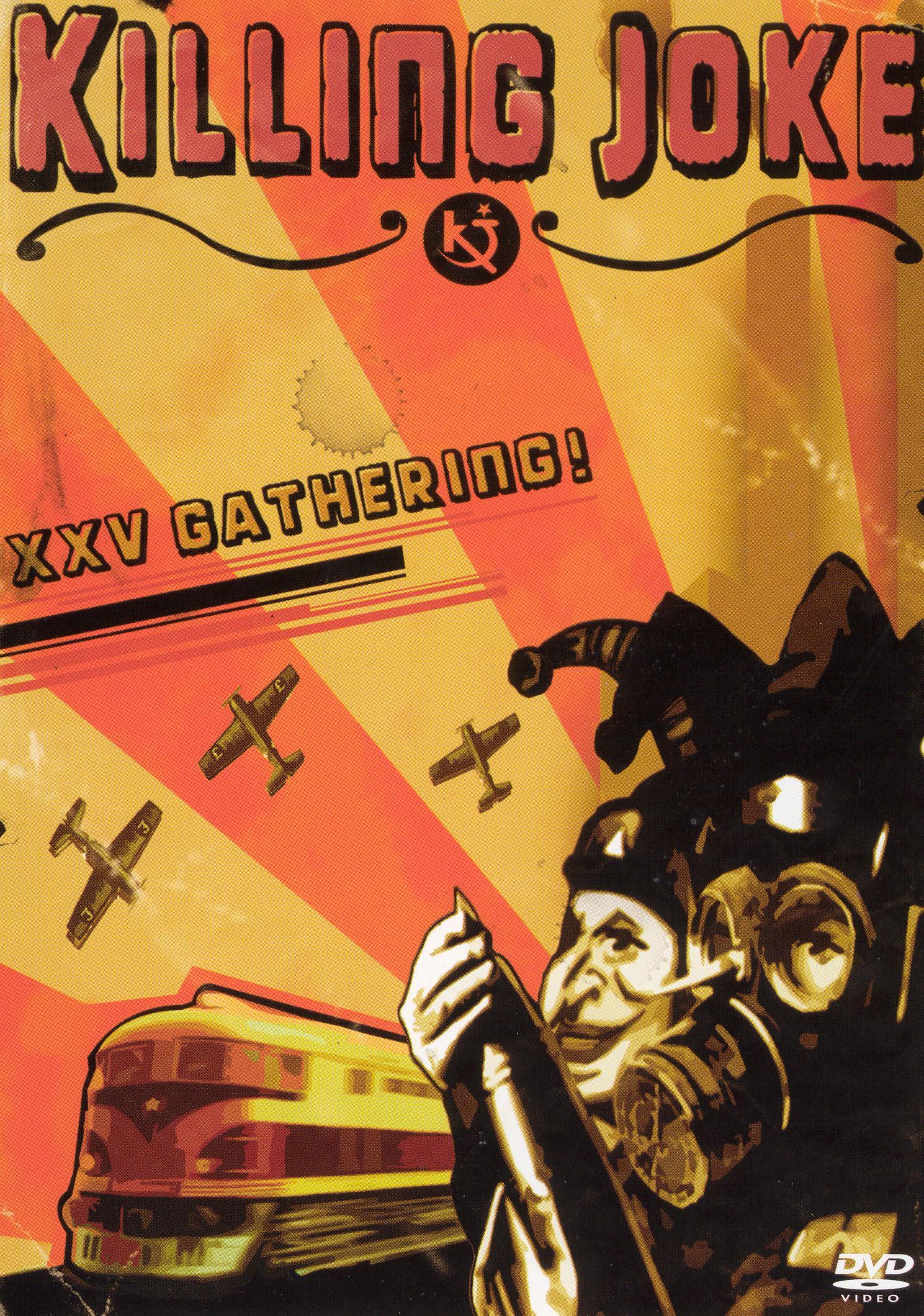 Killing Joke: XXV Gathering